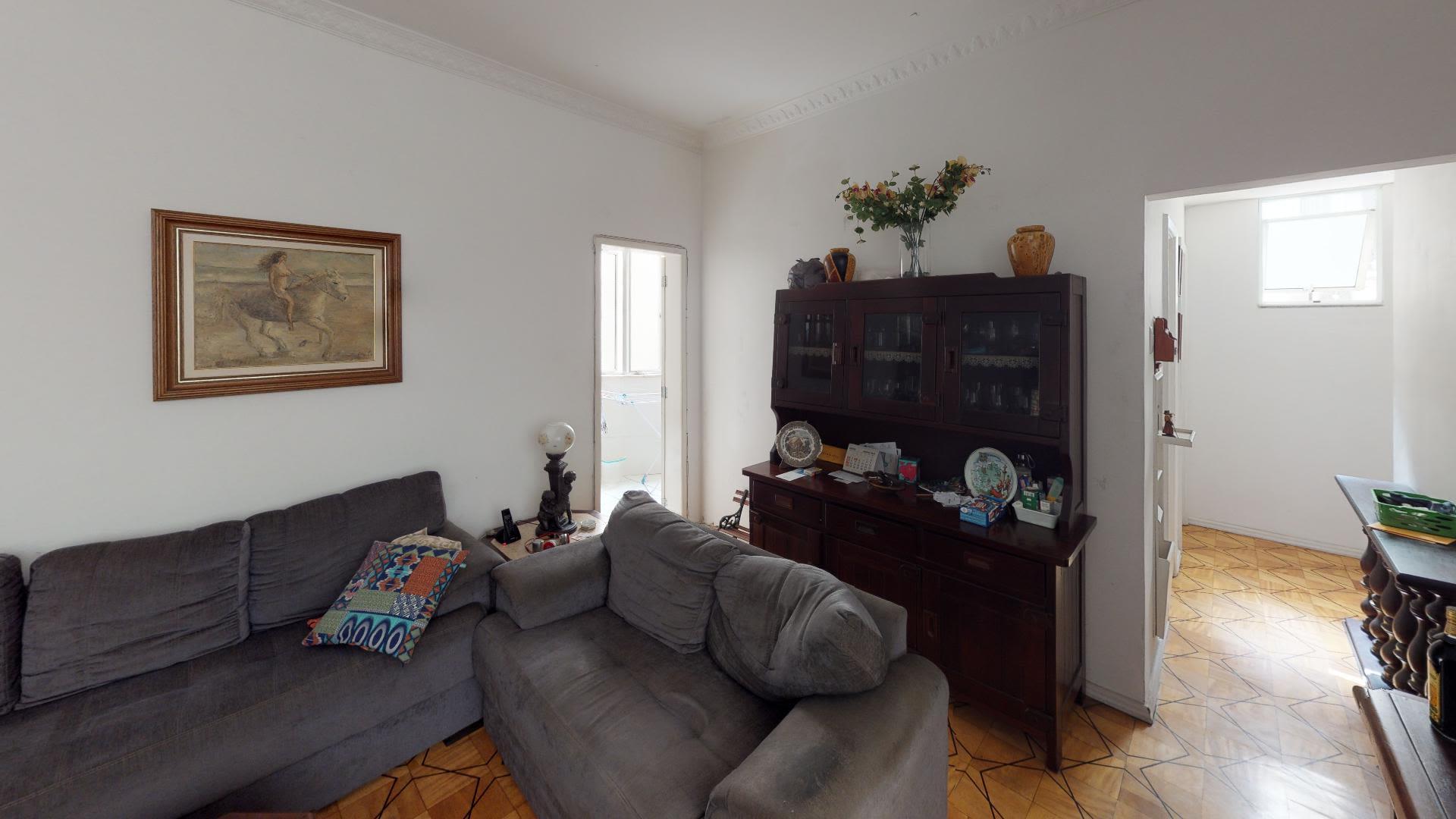 Imagem do Apartamento ID-3171 na Rua Álvaro Chaves, Laranjeiras, Rio de Janeiro - RJ