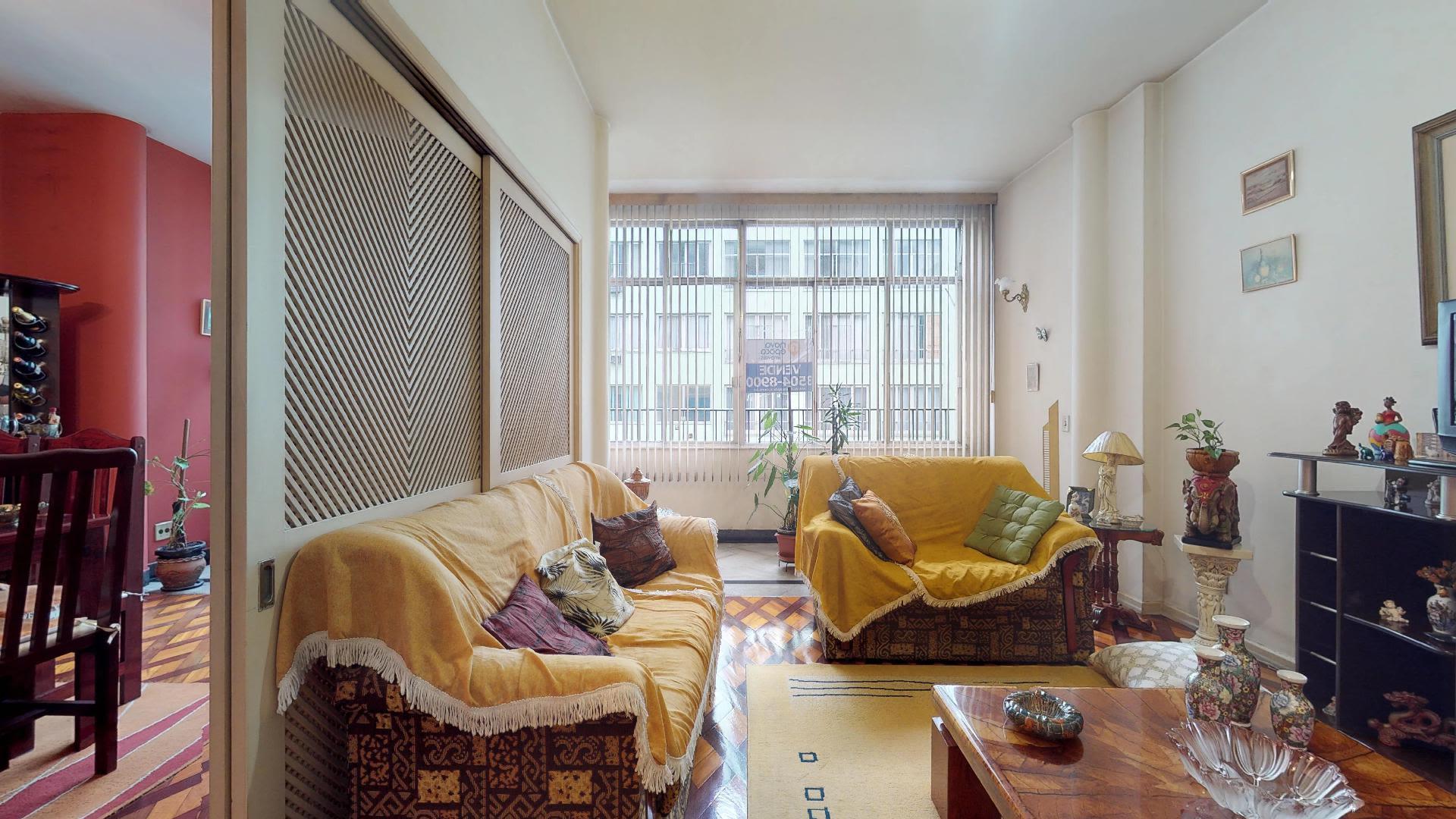 Imagem do Apartamento ID-952 na Rua Raul Pompéia, Copacabana, Rio de Janeiro - RJ