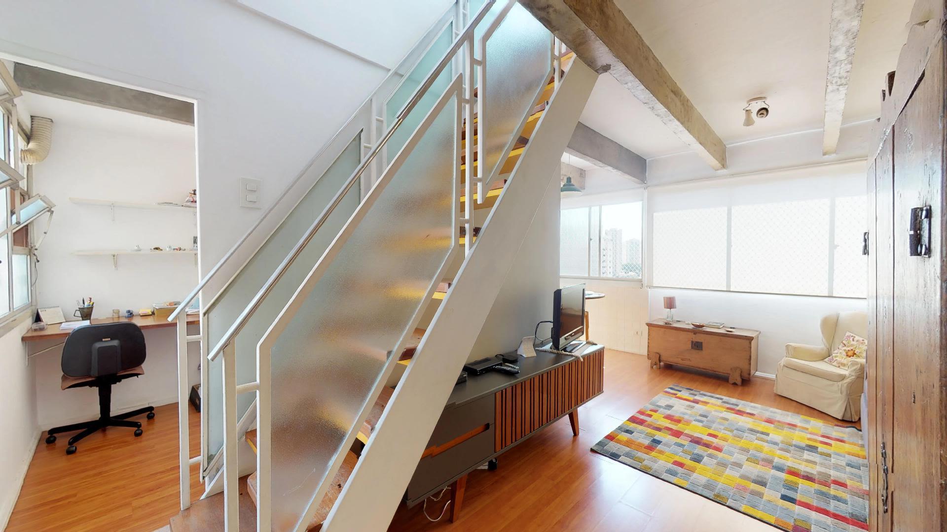 Imagem do Apartamento ID-2964 na Rua Raul Pompéia, Vila Pompeia, São Paulo - SP