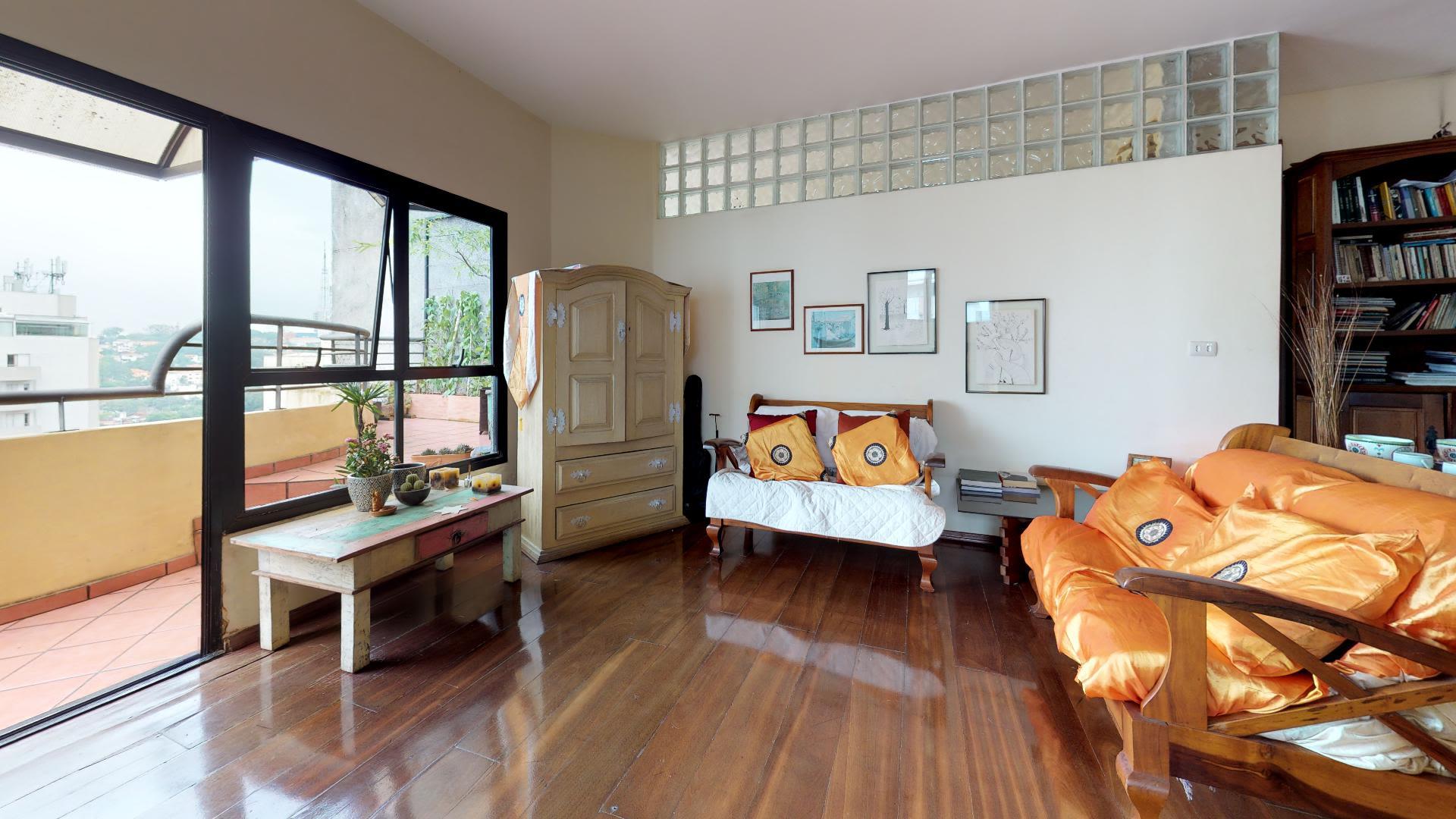 Imagem do Apartamento ID-1207 na Rua Vanderlei, Perdizes, São Paulo - SP