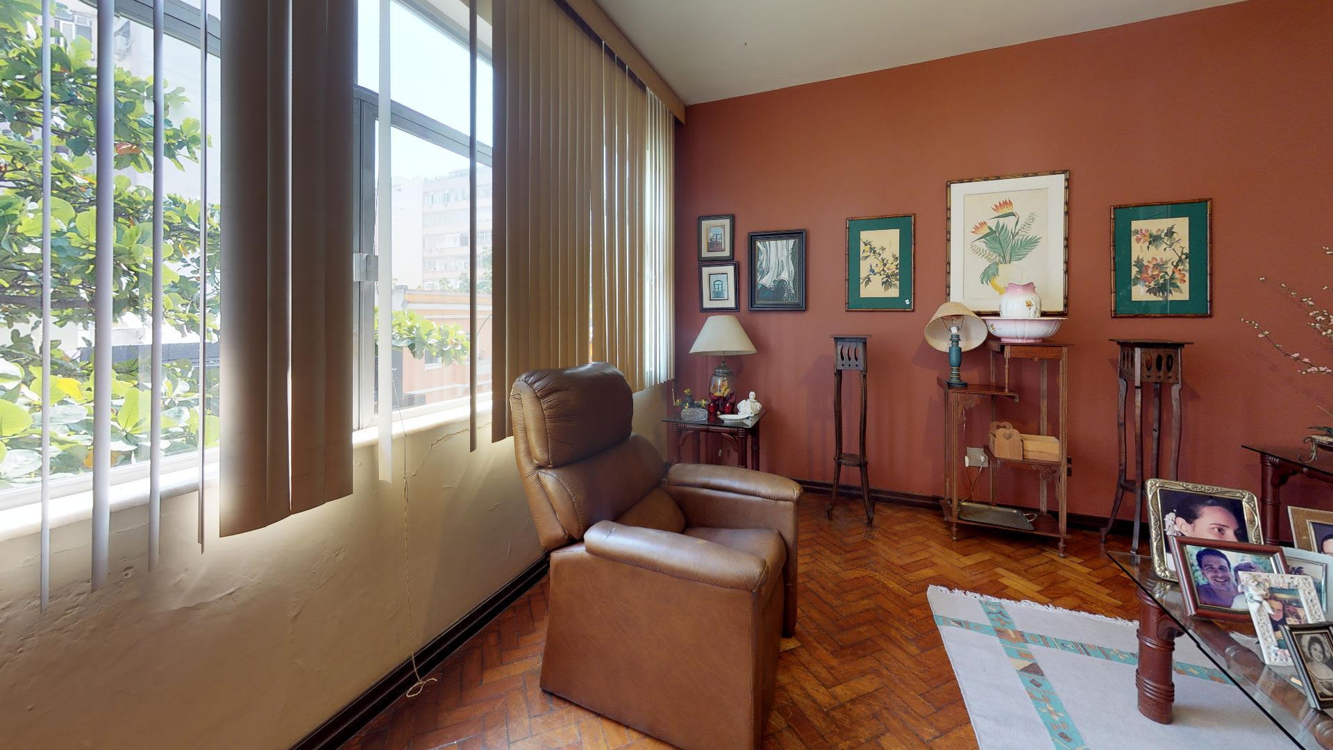 Imagem do Apartamento ID-484 na Rua Farme de Amoedo, Ipanema, Rio de Janeiro - RJ