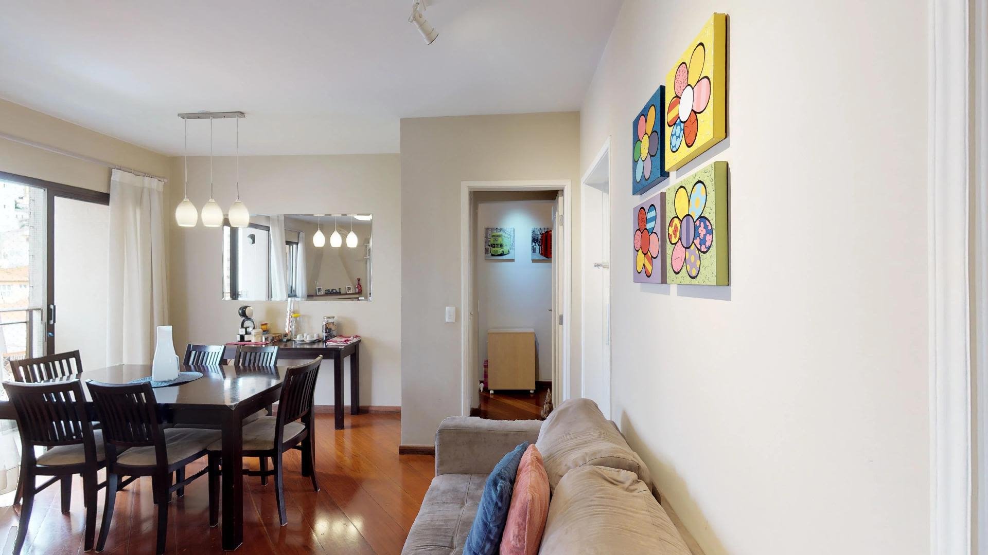 Imagem do Apartamento ID-2034 na Rua Vanderlei, Vila Pompeia, São Paulo - SP