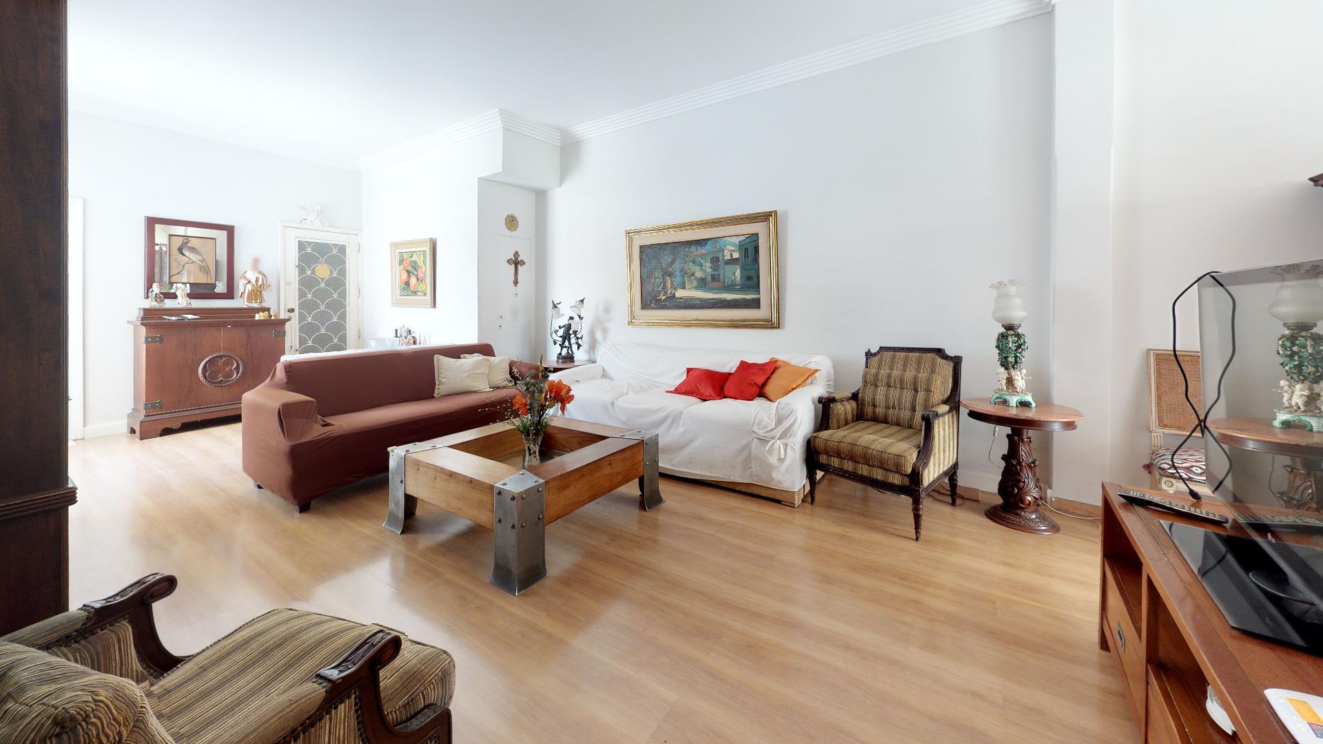 Imagem do Apartamento ID-1931 na Rua Miguel Lemos, Copacabana, Rio de Janeiro - RJ