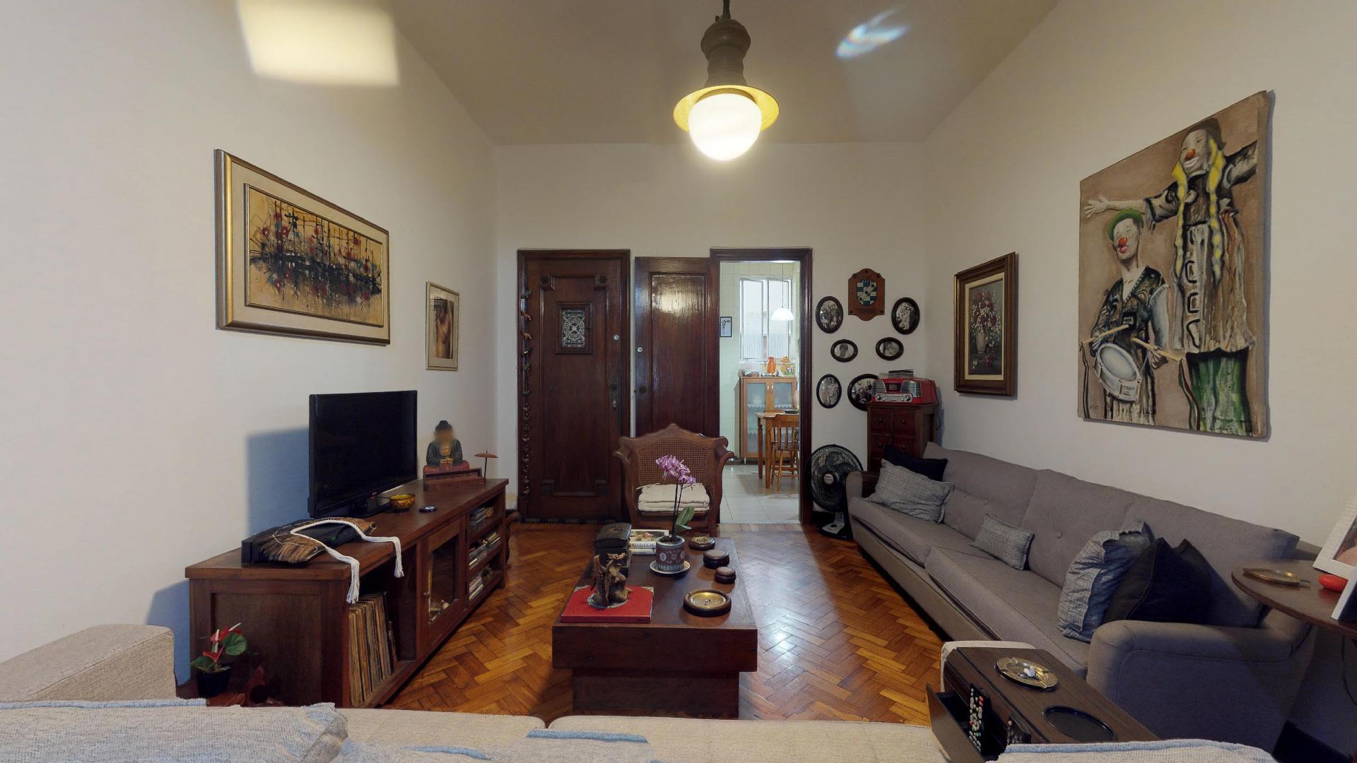 Imagem do Apartamento ID-2020 na Rua Aires de Saldanha, Copacabana, Rio de Janeiro - RJ