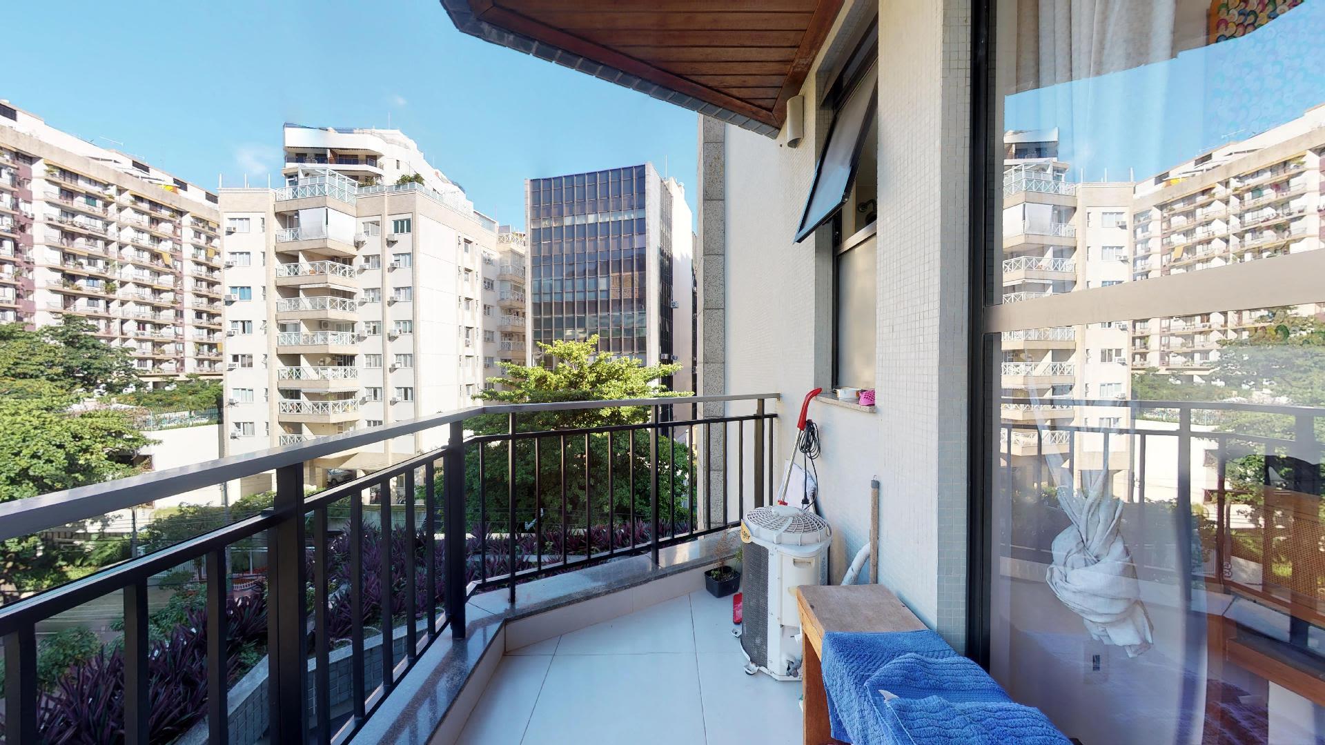 Imagem do Apartamento ID-2139 na Rua Marquês de São Vicente, Gávea, Rio de Janeiro - RJ