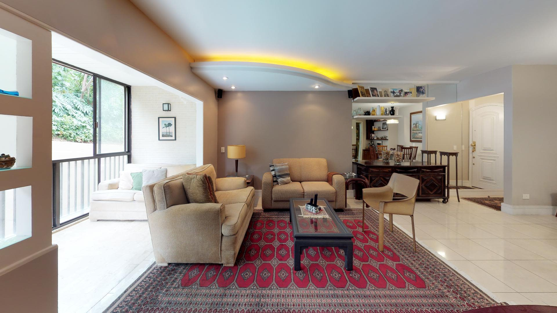 Imagem do Apartamento ID-855 na Avenida Henrique Dodsworth, Lagoa, Rio de Janeiro - RJ
