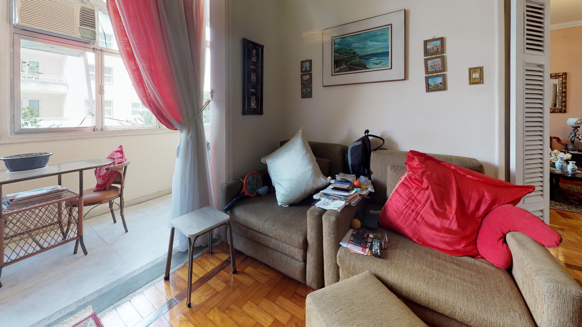 Imagem do Apartamento ID-2081 na Avenida Nossa Senhora de Copacabana, Copacabana, Rio de Janeiro - RJ