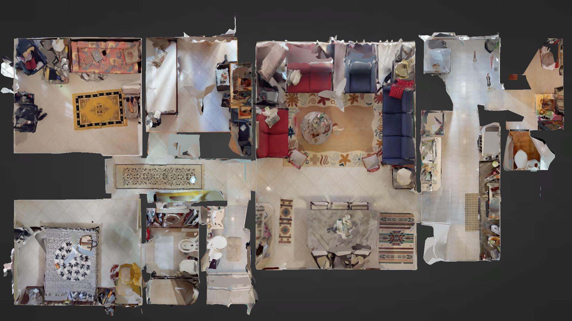 Imagem do Apartamento ID-2770 na Rua Ministro Ramos Monteiro, Leblon, Rio de Janeiro - RJ