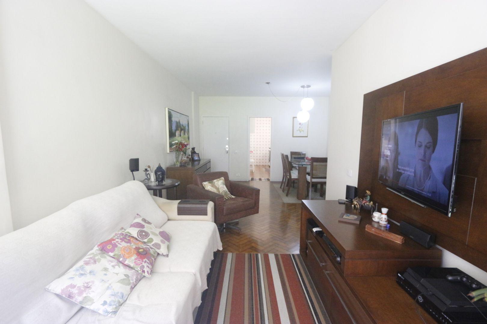 Imagem do Apartamento ID-1860 na Rua 5 de Julho, Copacabana, Rio de Janeiro - RJ