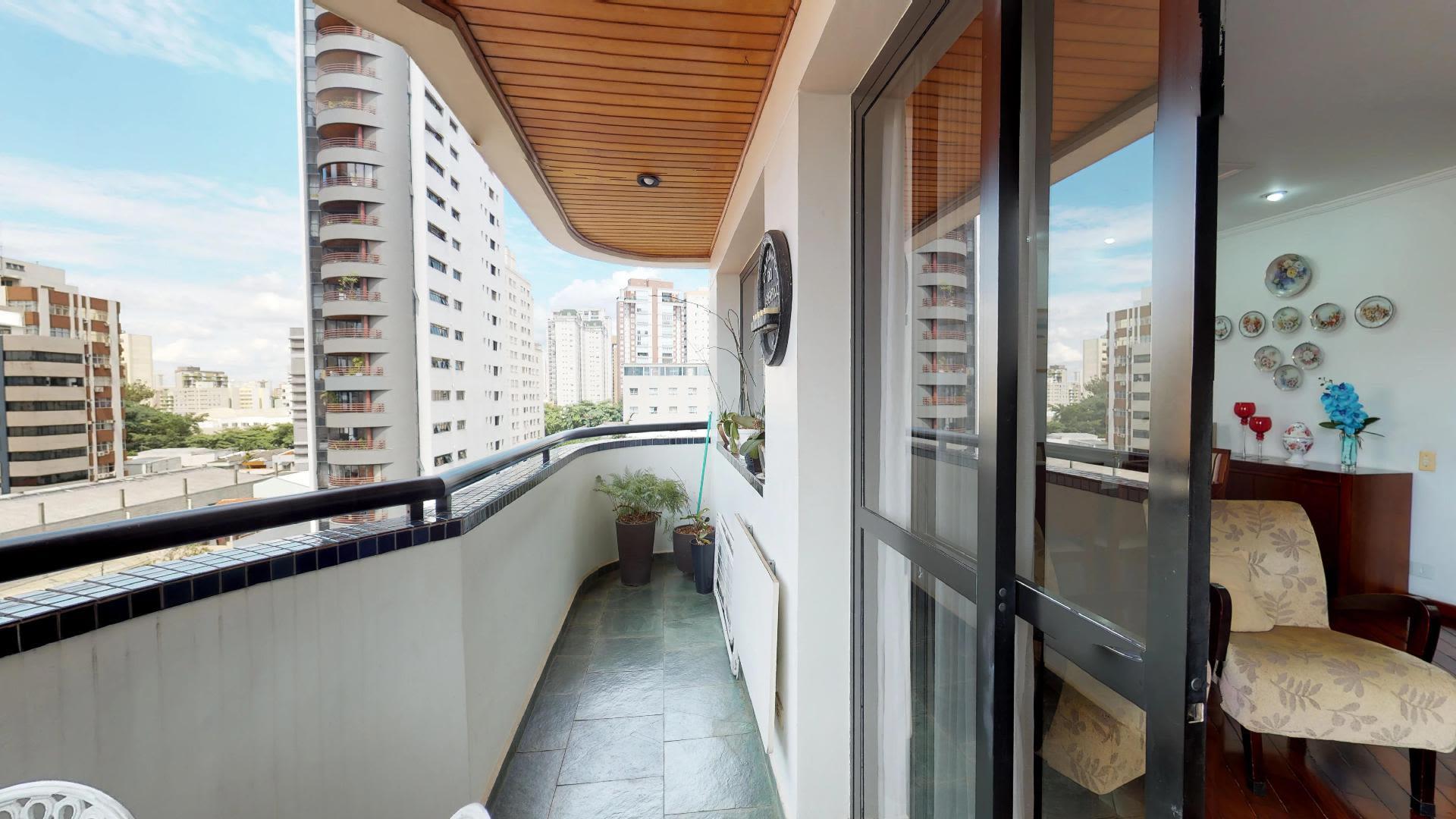 Imagem do Apartamento ID-2005 na Rua Caraíbas, Pompeia, São Paulo - SP
