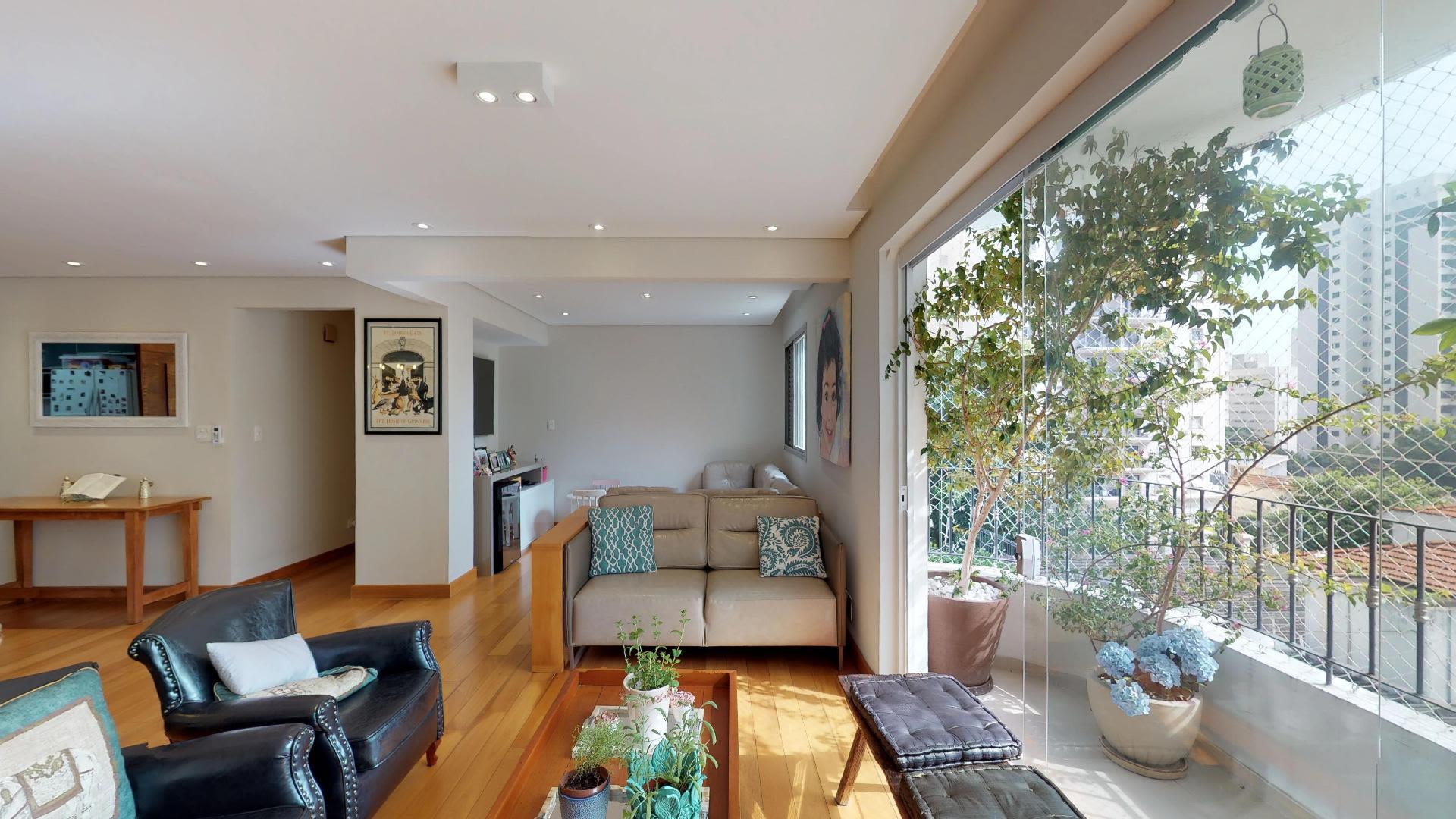Imagem do Apartamento ID-2955 na Rua Caraíbas, Perdizes, São Paulo - SP