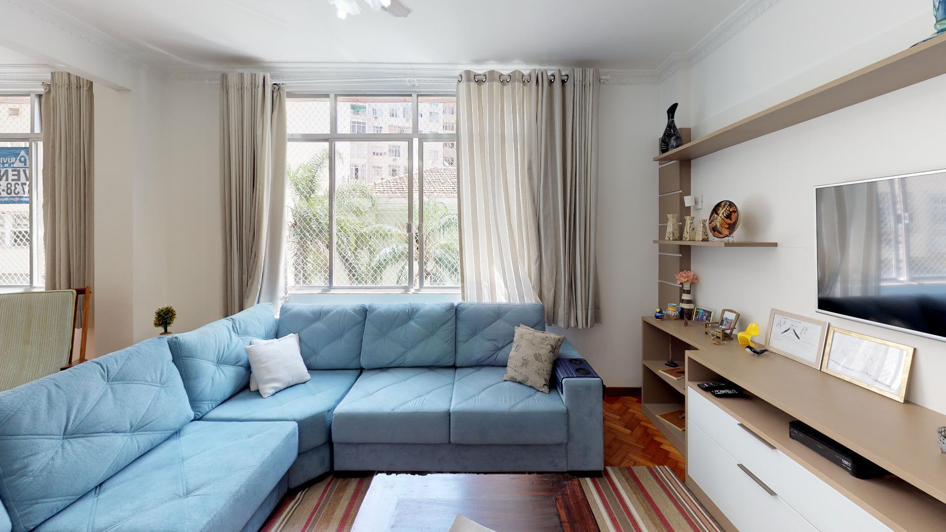 Imagem do Apartamento ID-1176 na Travessa Angrense, Copacabana, Rio de Janeiro - RJ