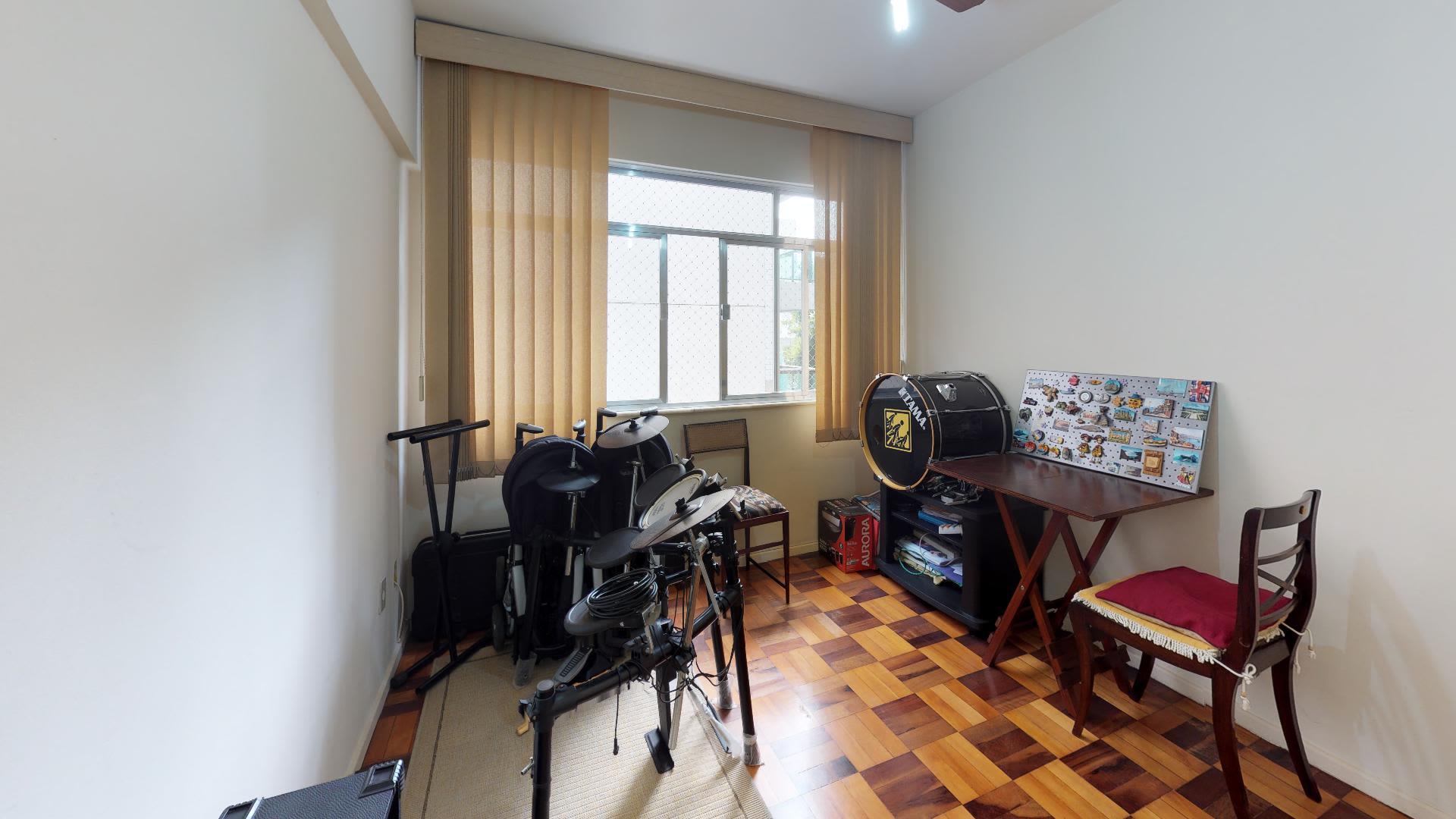 Imagem do Apartamento ID-488 na Rua Farani, Botafogo, Rio de Janeiro - RJ