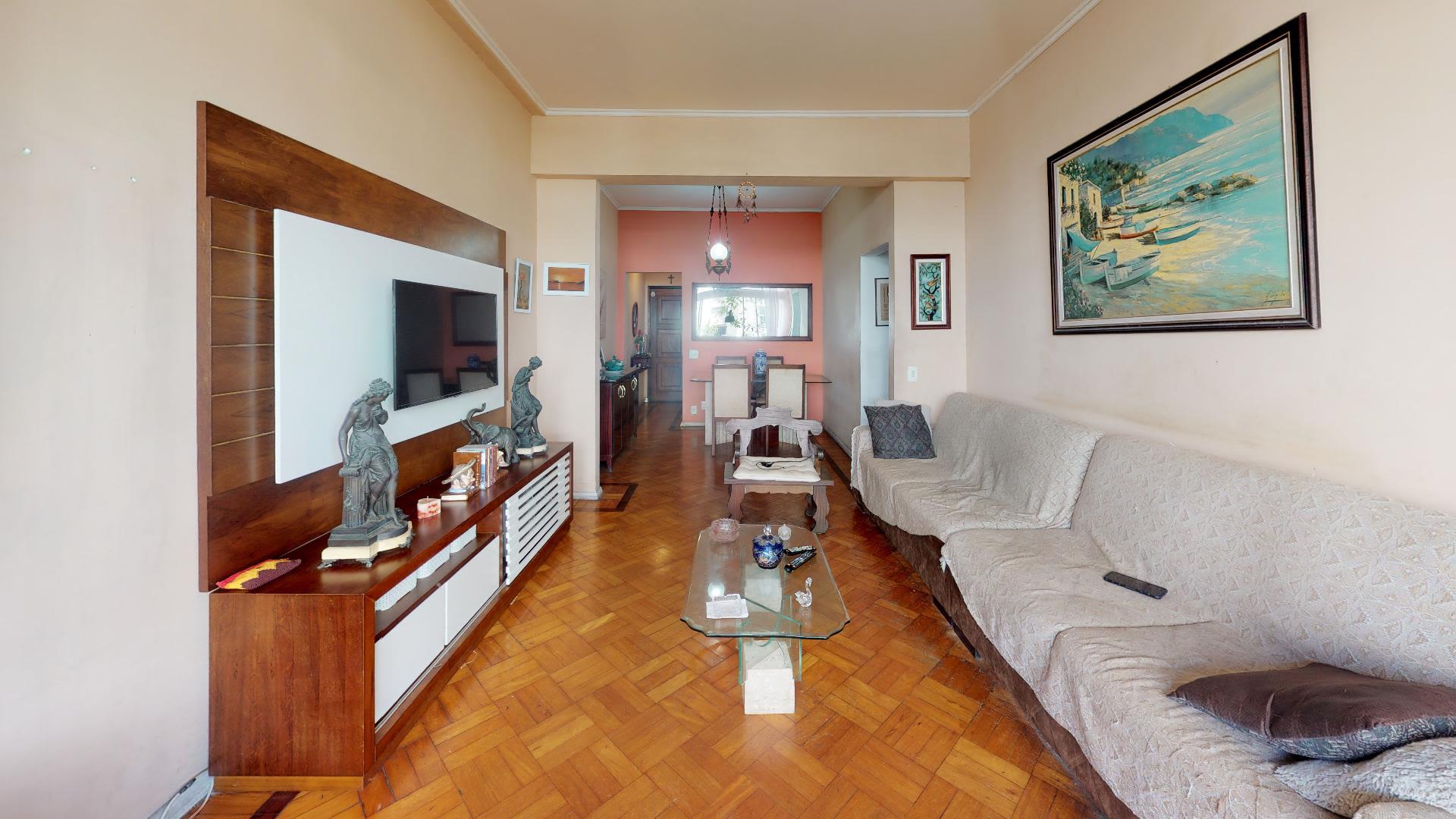 Imagem do Apartamento ID-2836 na Rua Visconde de Pirajá, Ipanema, Rio de Janeiro - RJ