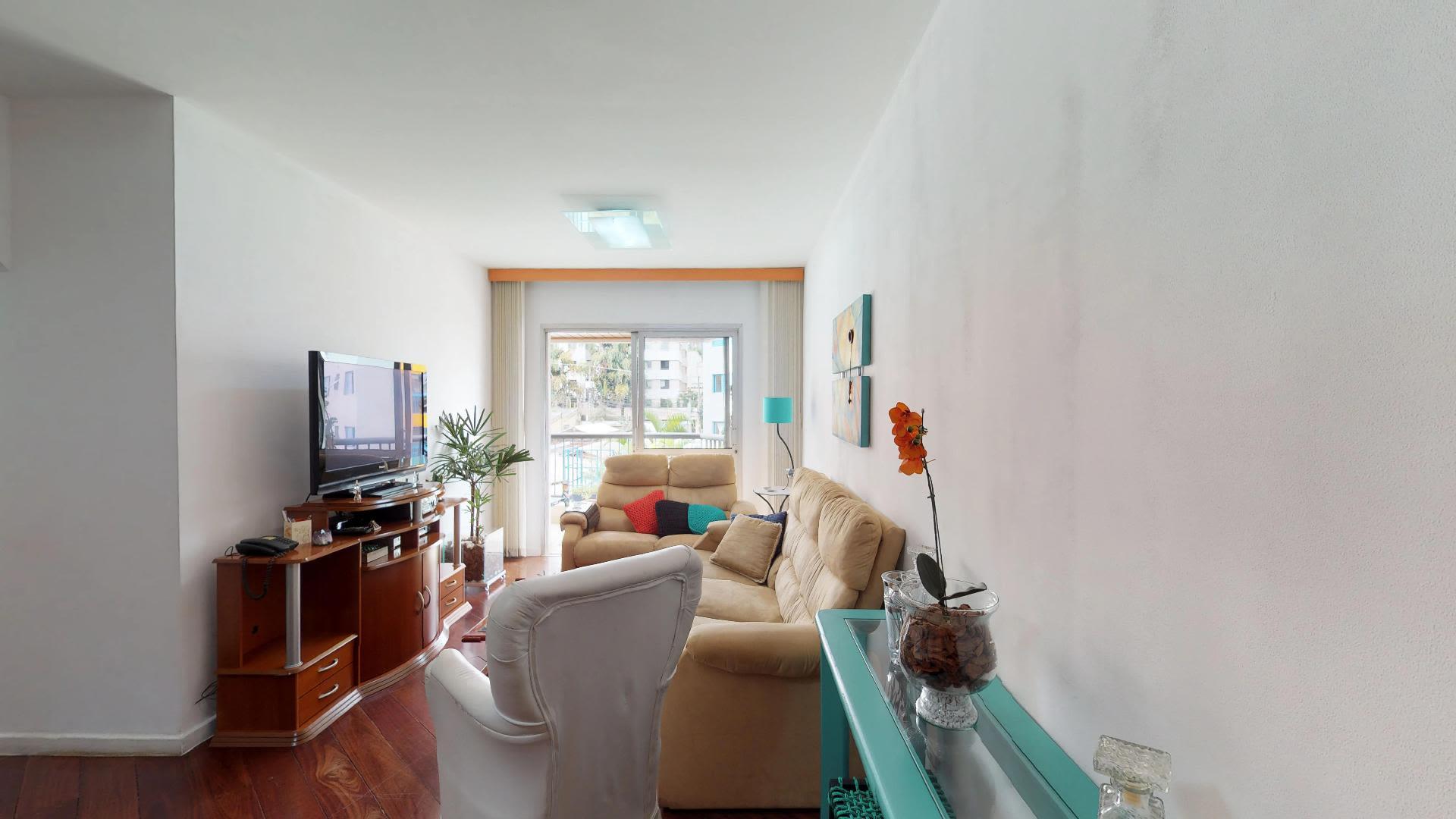 Imagem do Apartamento ID-2268 na Rua Doutor Miranda de Azevedo, Vila Anglo Brasileira, São Paulo - SP