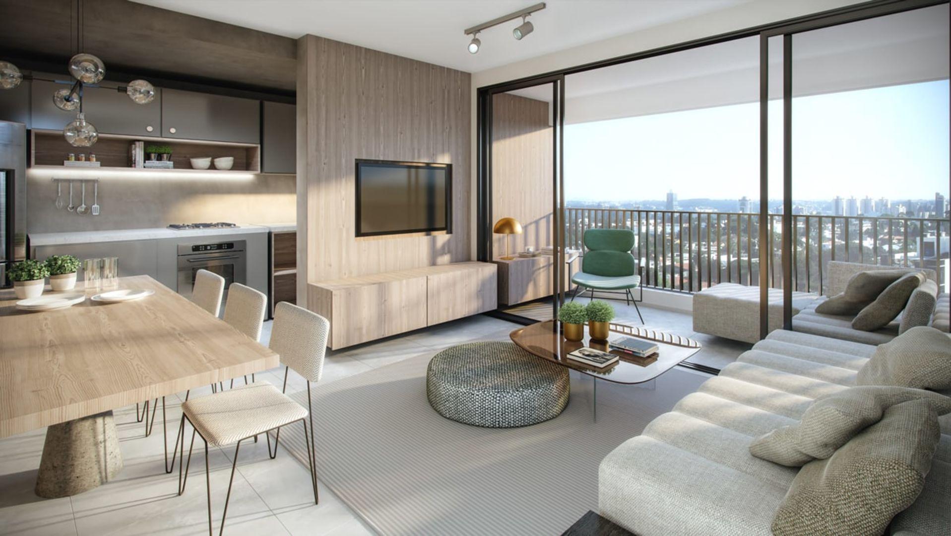 Imagem do Apartamento ID-3130 na Rua Mourato Coelho, Pinheiros, São Paulo - SP