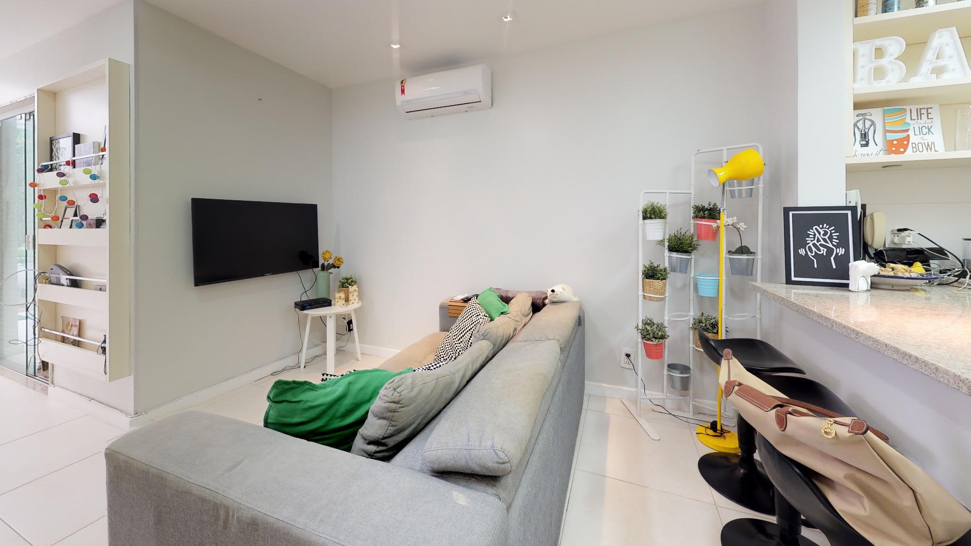 Imagem do Apartamento ID-1024 na Rua Visconde de Pirajá, Ipanema, Rio de Janeiro - RJ