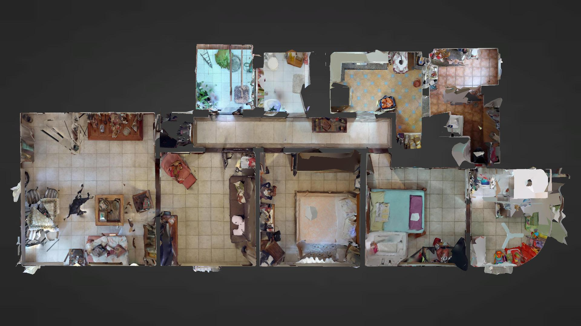 Imagem do Apartamento ID-2718 na Rua Fonte da Saudade, Lagoa, Rio de Janeiro - RJ