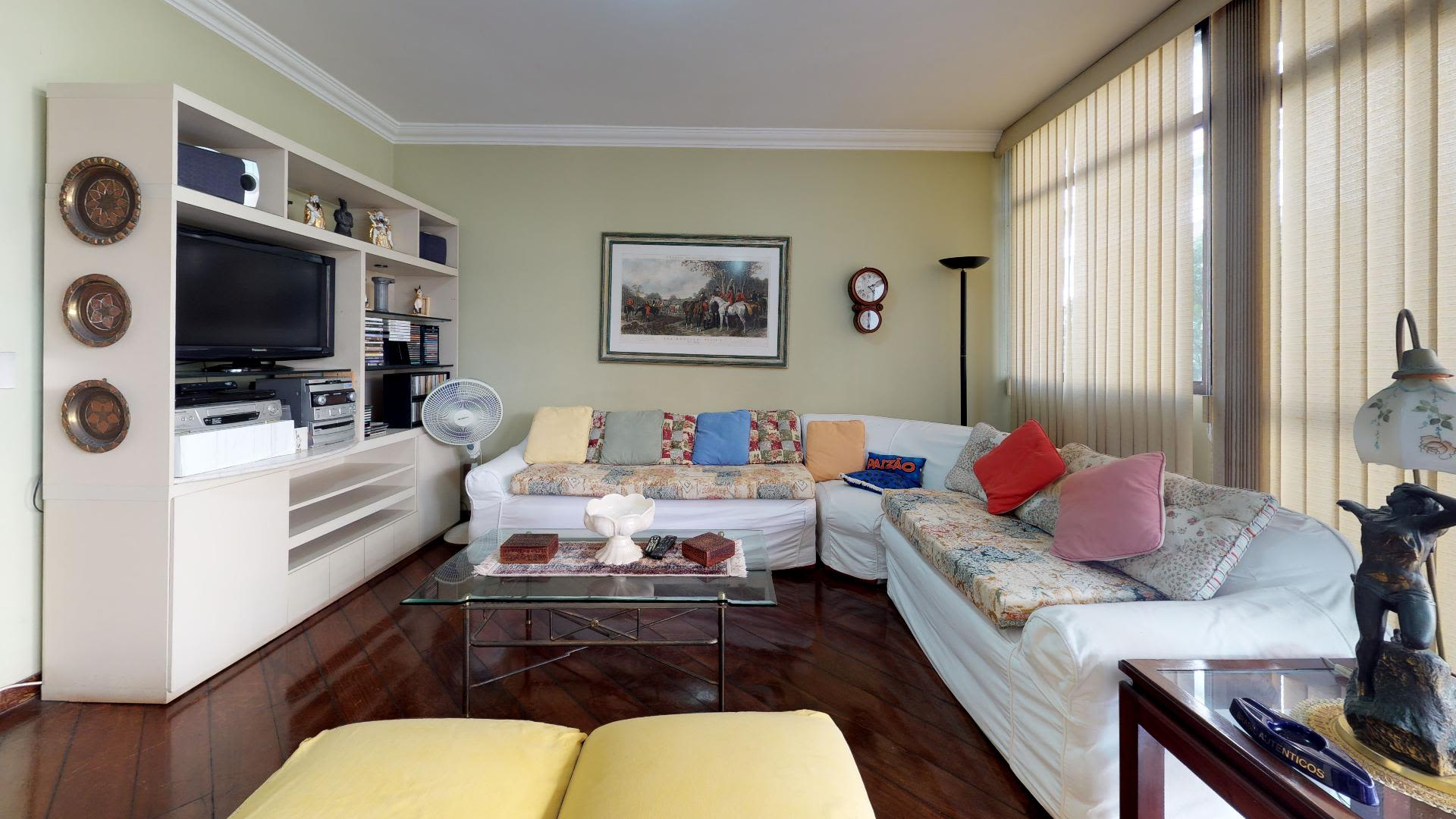 Imagem do Apartamento ID-577 na Rua Paula Freitas, Copacabana, Rio de Janeiro - RJ