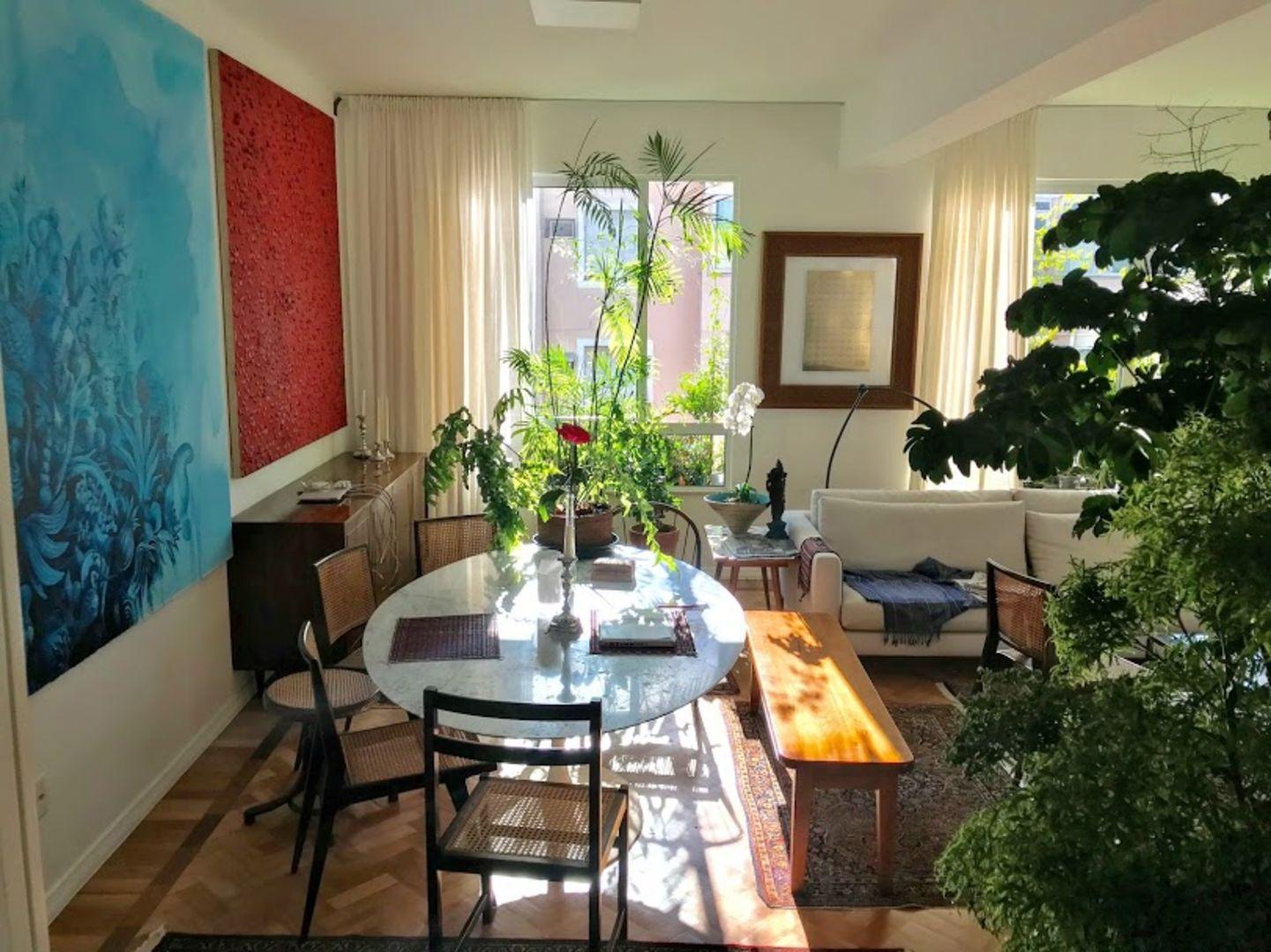 Imagem do Apartamento ID-1354 na Rua Conselheiro Lafaiete, Copacabana, Rio de Janeiro - RJ