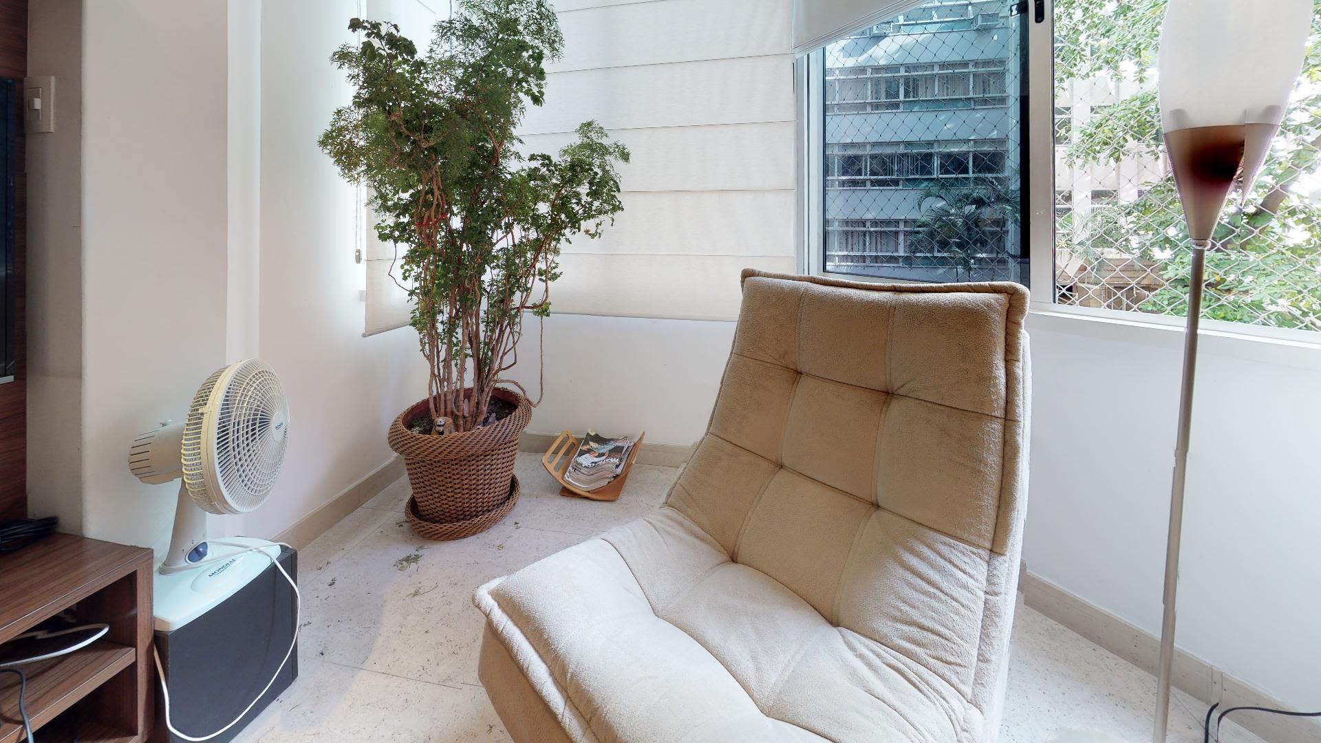 Imagem do Apartamento ID-1968 na Rua Gustavo Sampaio, Leme, Rio de Janeiro - RJ