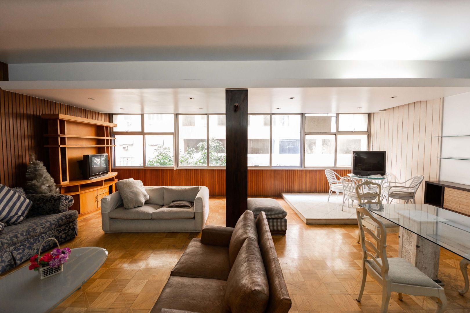 Imagem do Apartamento ID-814 na Rua Raul Pompéia, Copacabana, Rio de Janeiro - RJ