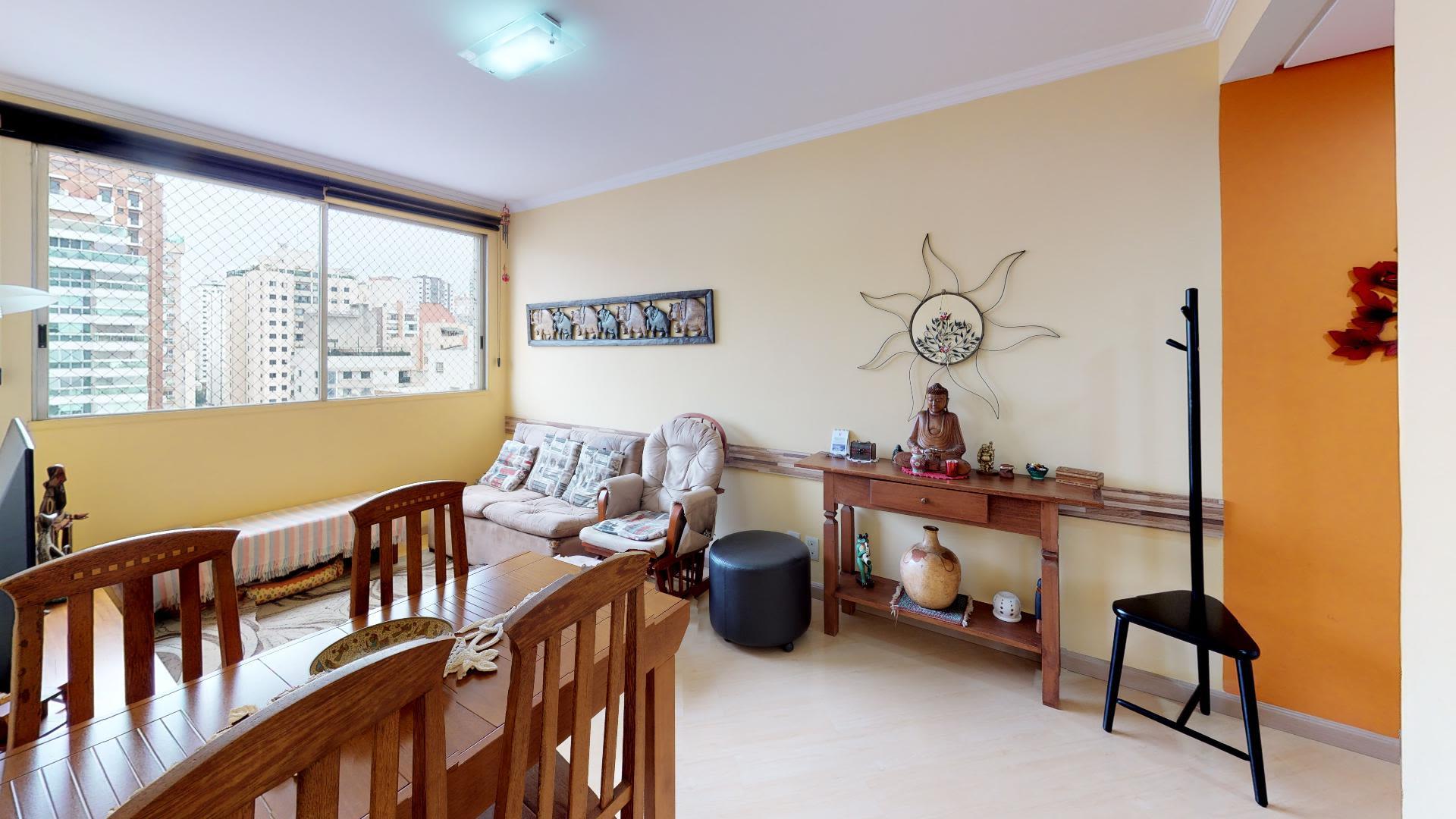 Imagem do Apartamento ID-1323 na Rua Diana, Pompeia, São Paulo - SP