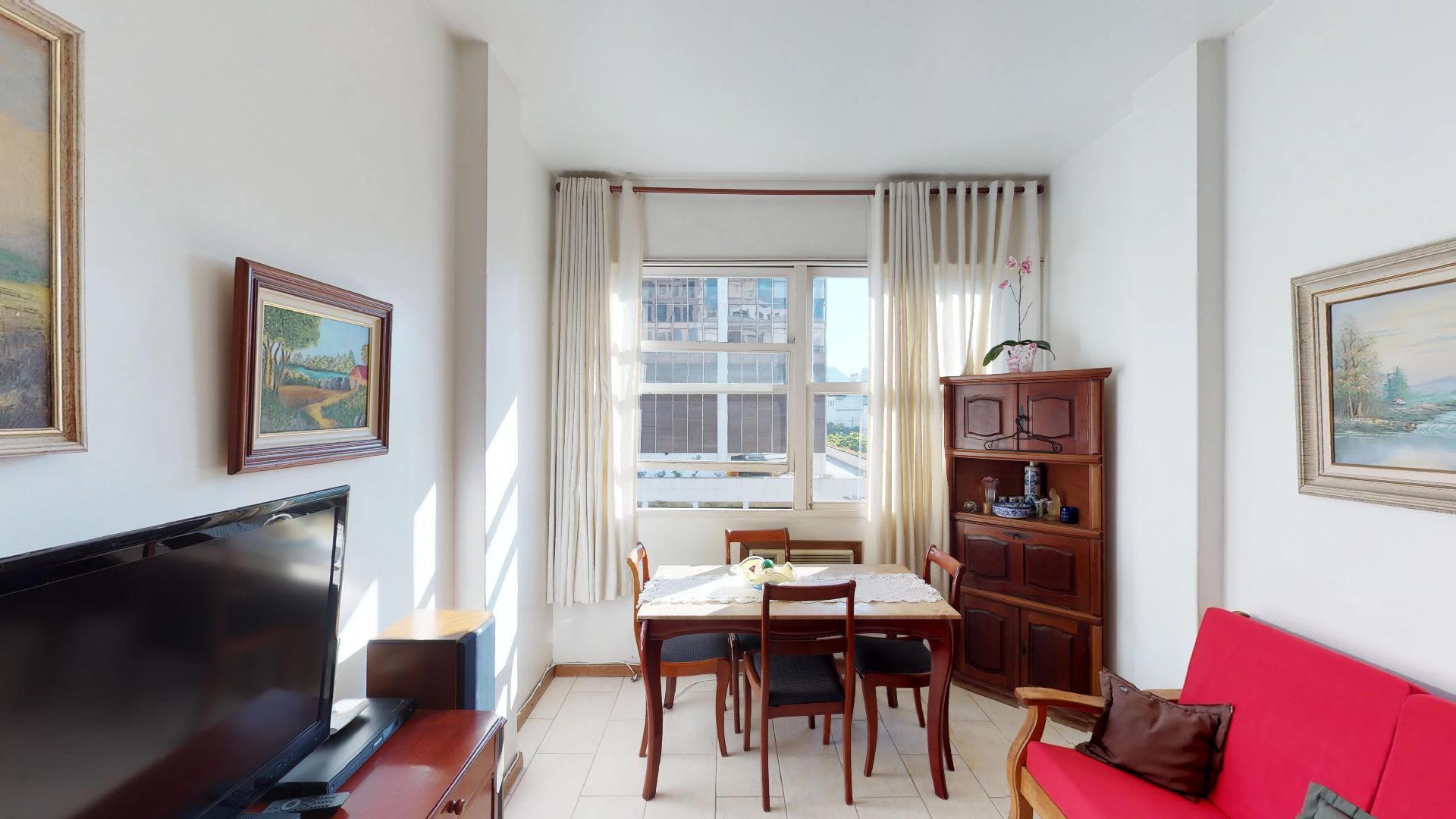 Imagem do Apartamento ID-440 na Rua Maria Quitéria, Ipanema, Rio de Janeiro - RJ