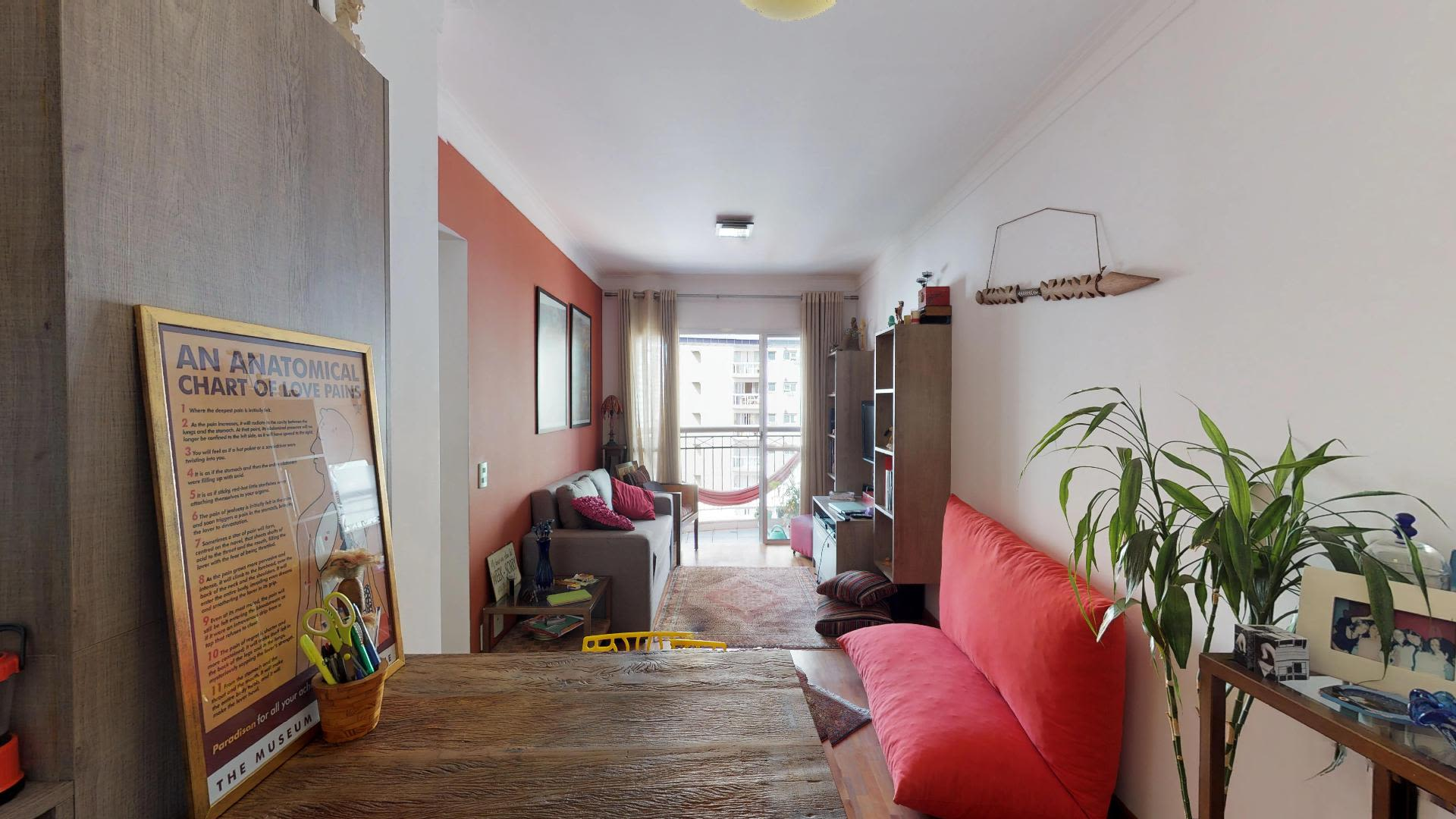Imagem do Apartamento ID-2027 na Rua Diana, Vila Pompeia, São Paulo - SP