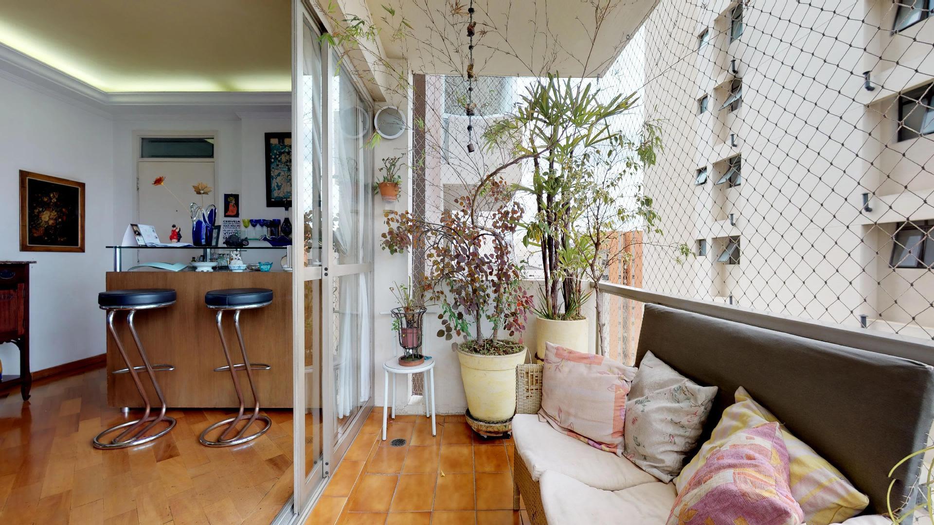 Imagem do Apartamento ID-1229 na Rua Ministro Godói, Perdizes, São Paulo - SP