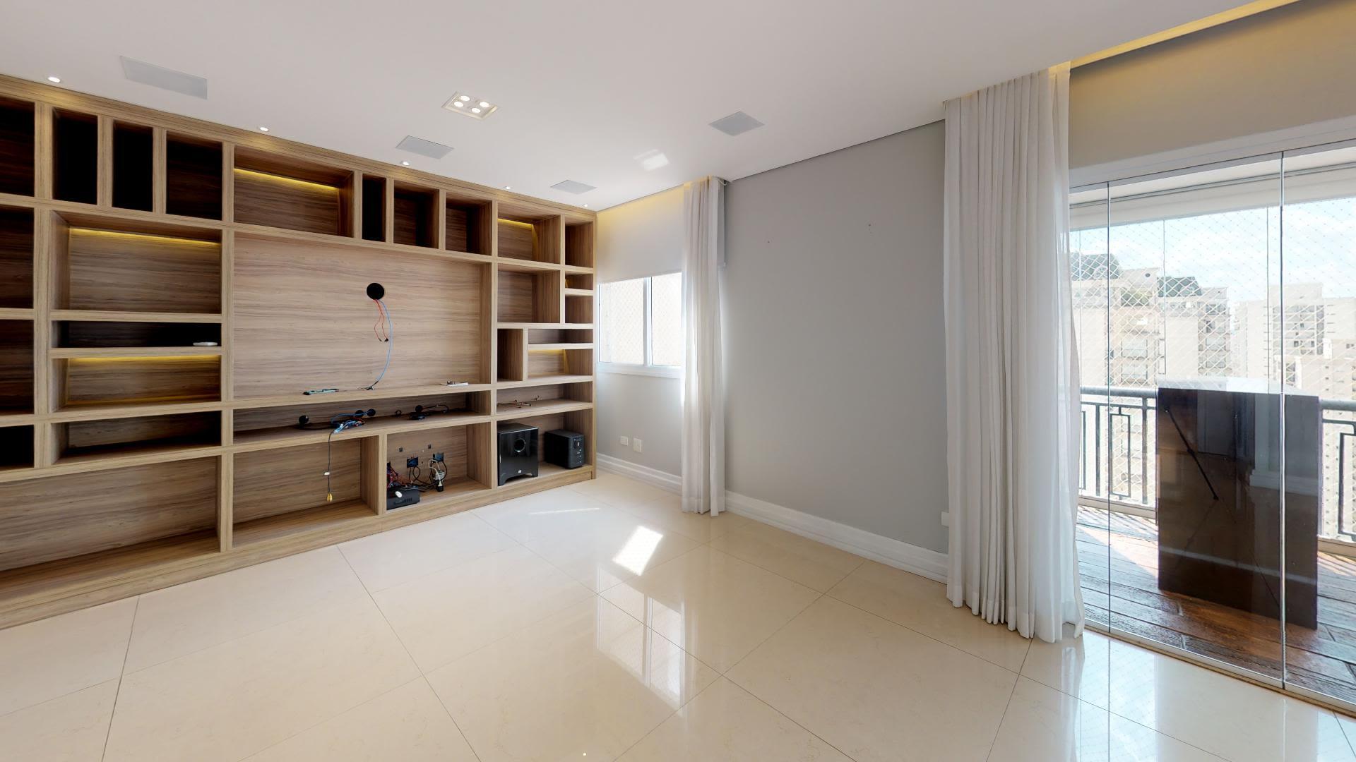 Imagem do Apartamento ID-1775 na Rua Aimberê, Perdizes, São Paulo - SP