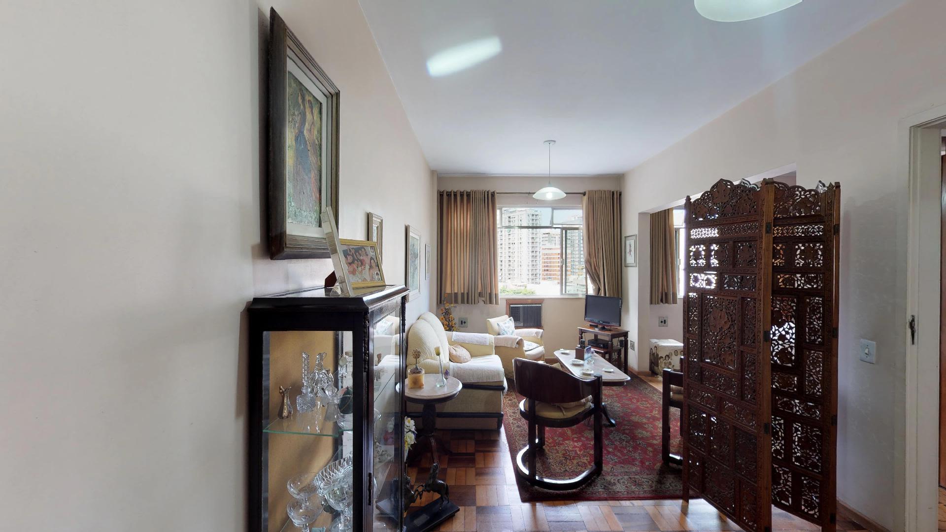 Imagem do Apartamento ID-1608 na Rua Farani, Botafogo, Rio de Janeiro - RJ