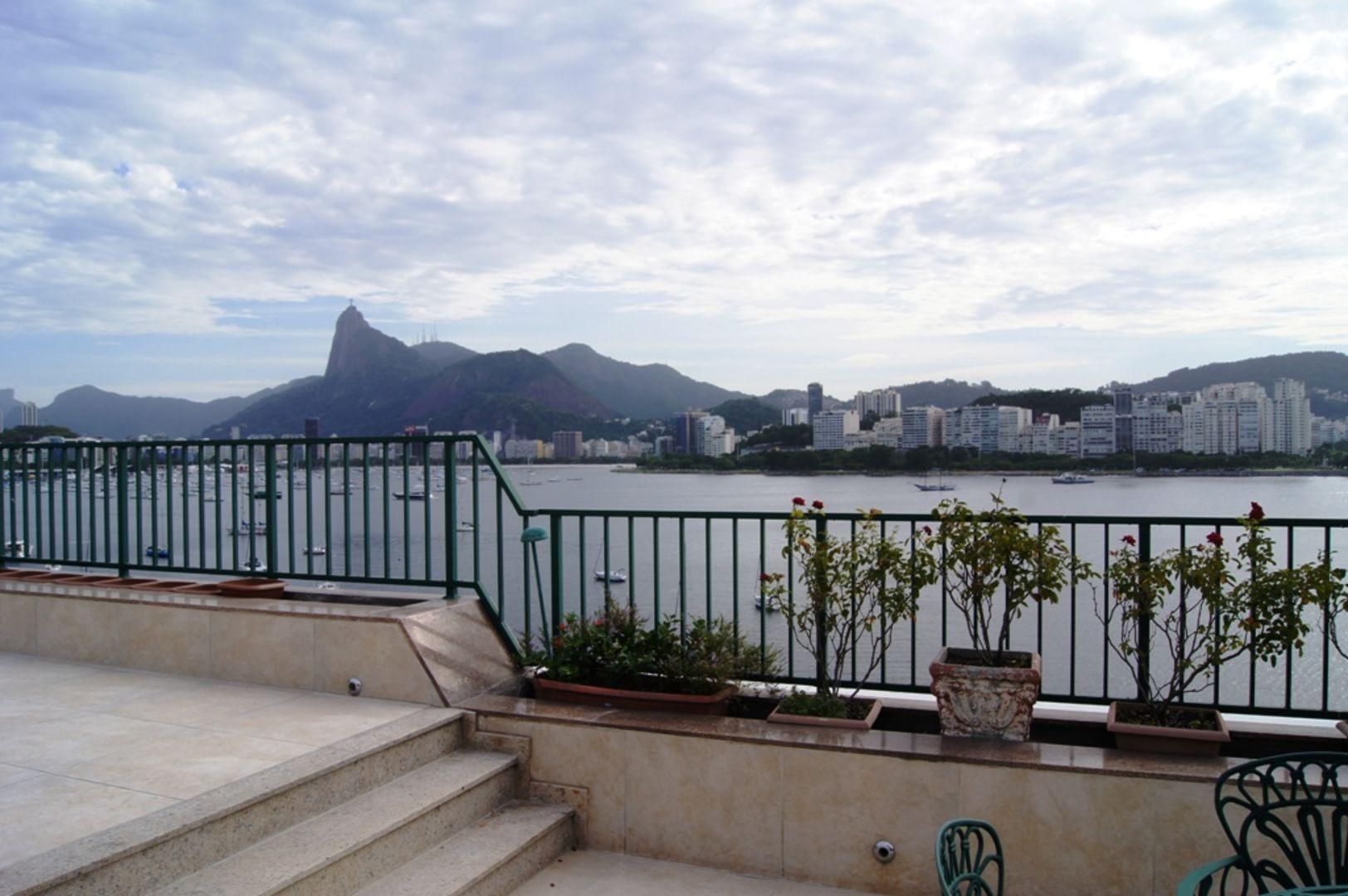 Imagem do Cobertura ID-681 na Avenida João Luiz Alves, Urca, Rio de Janeiro - RJ