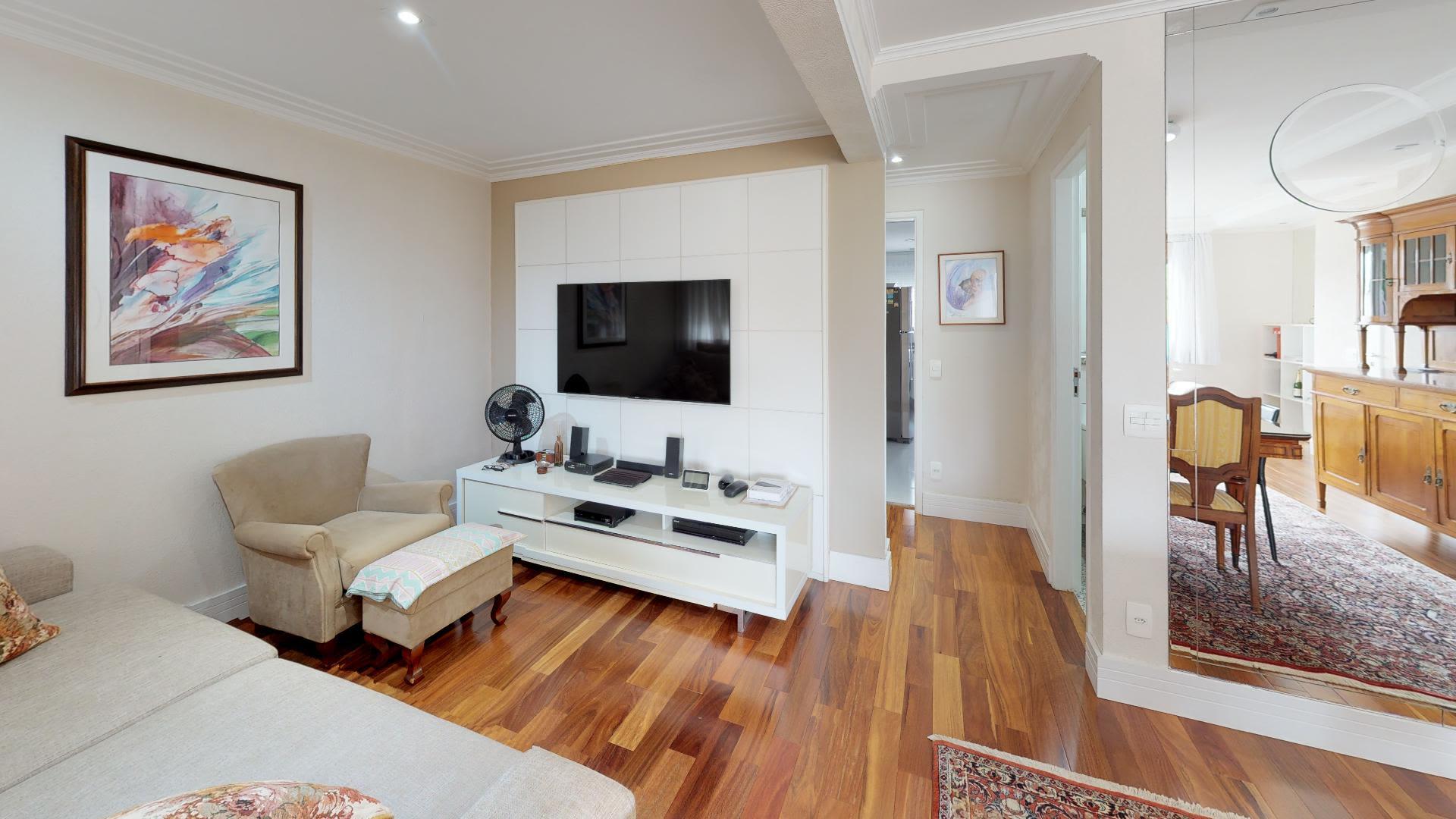 Imagem do Apartamento ID-2041 na Rua Caraíbas, Vila Pompeia, São Paulo - SP