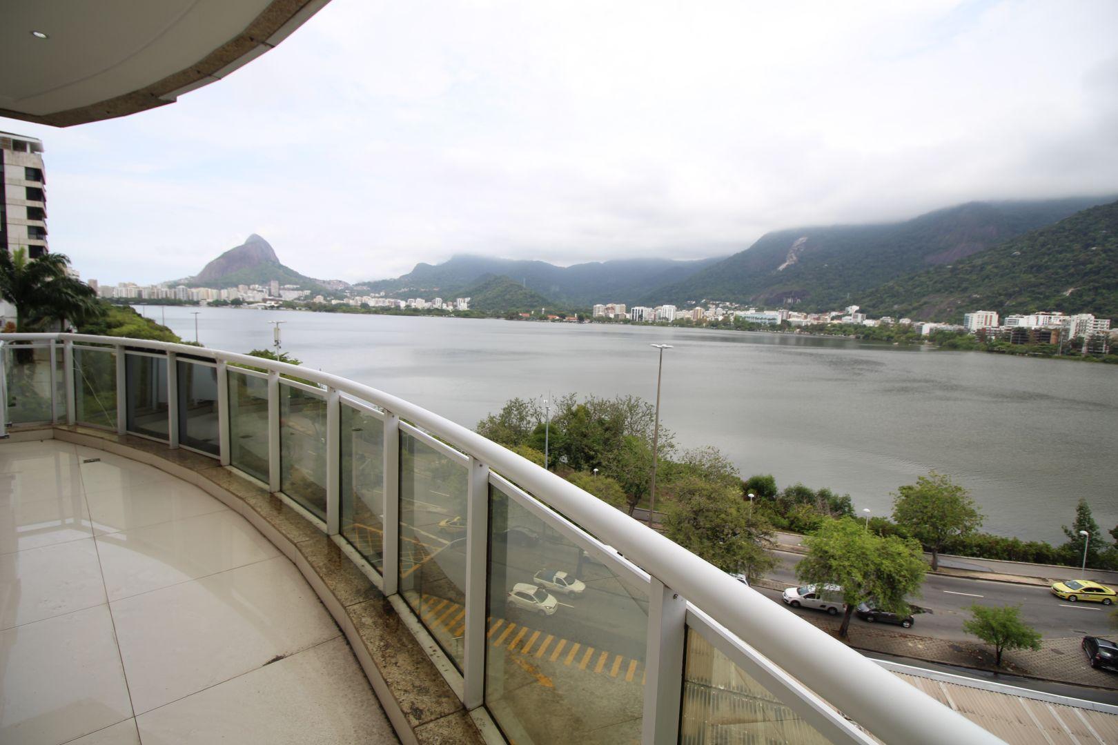 Imagem do Apartamento ID-21 na Rua Fonte da Saudade, Lagoa, Rio de Janeiro - RJ
