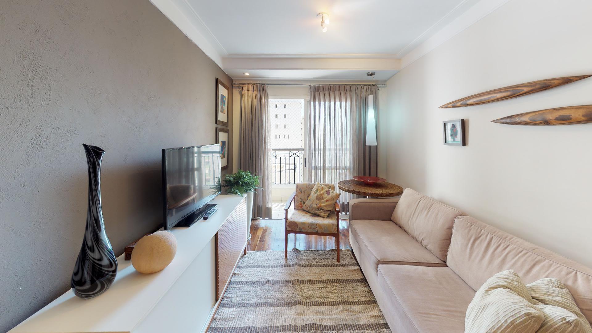 Imagem do Apartamento ID-1792 na Rua Coronel Melo de Oliveira, Vila Pompeia, São Paulo - SP
