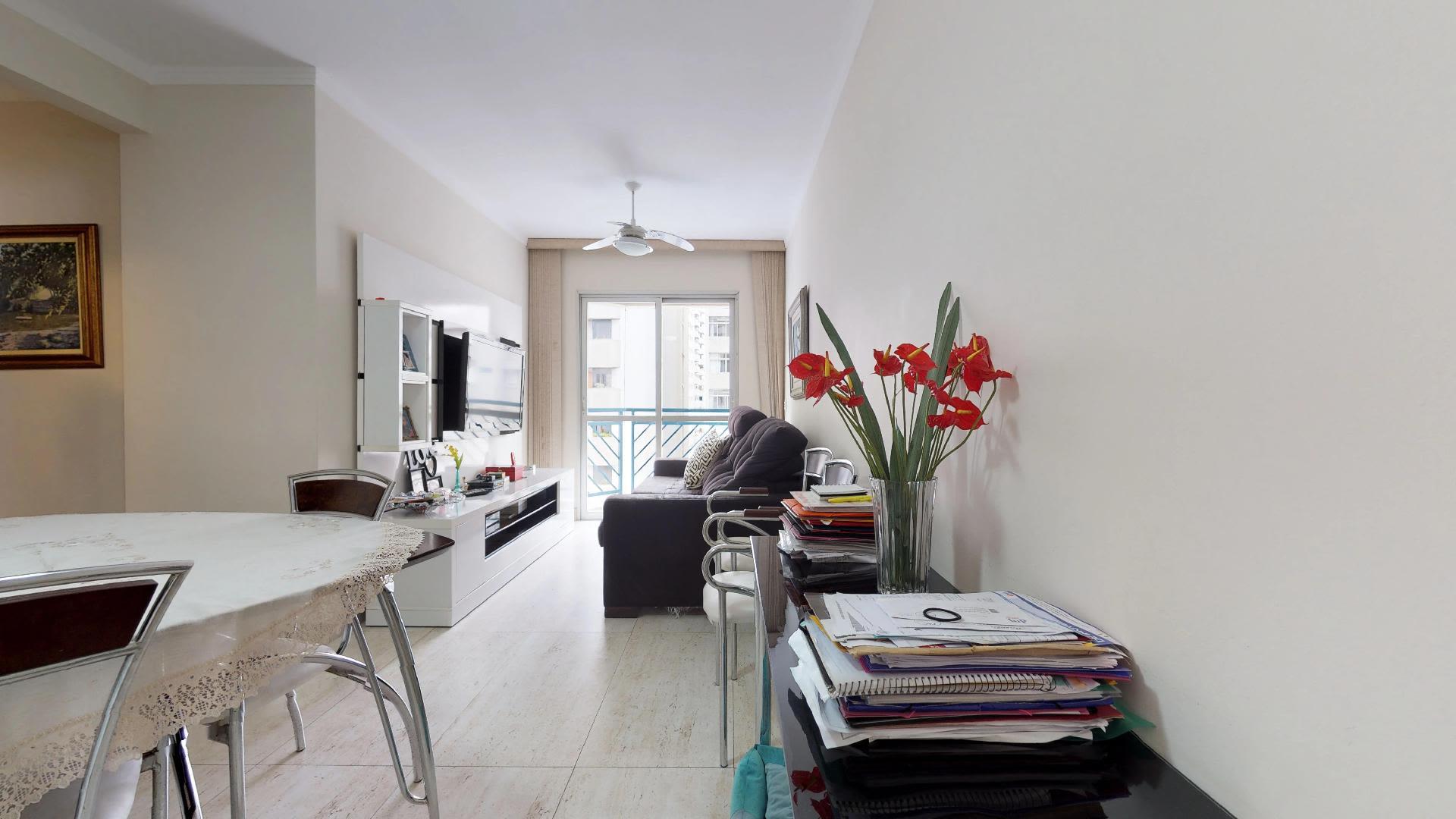 Imagem do Apartamento ID-1208 na Rua Cayowaá, Perdizes, São Paulo - SP