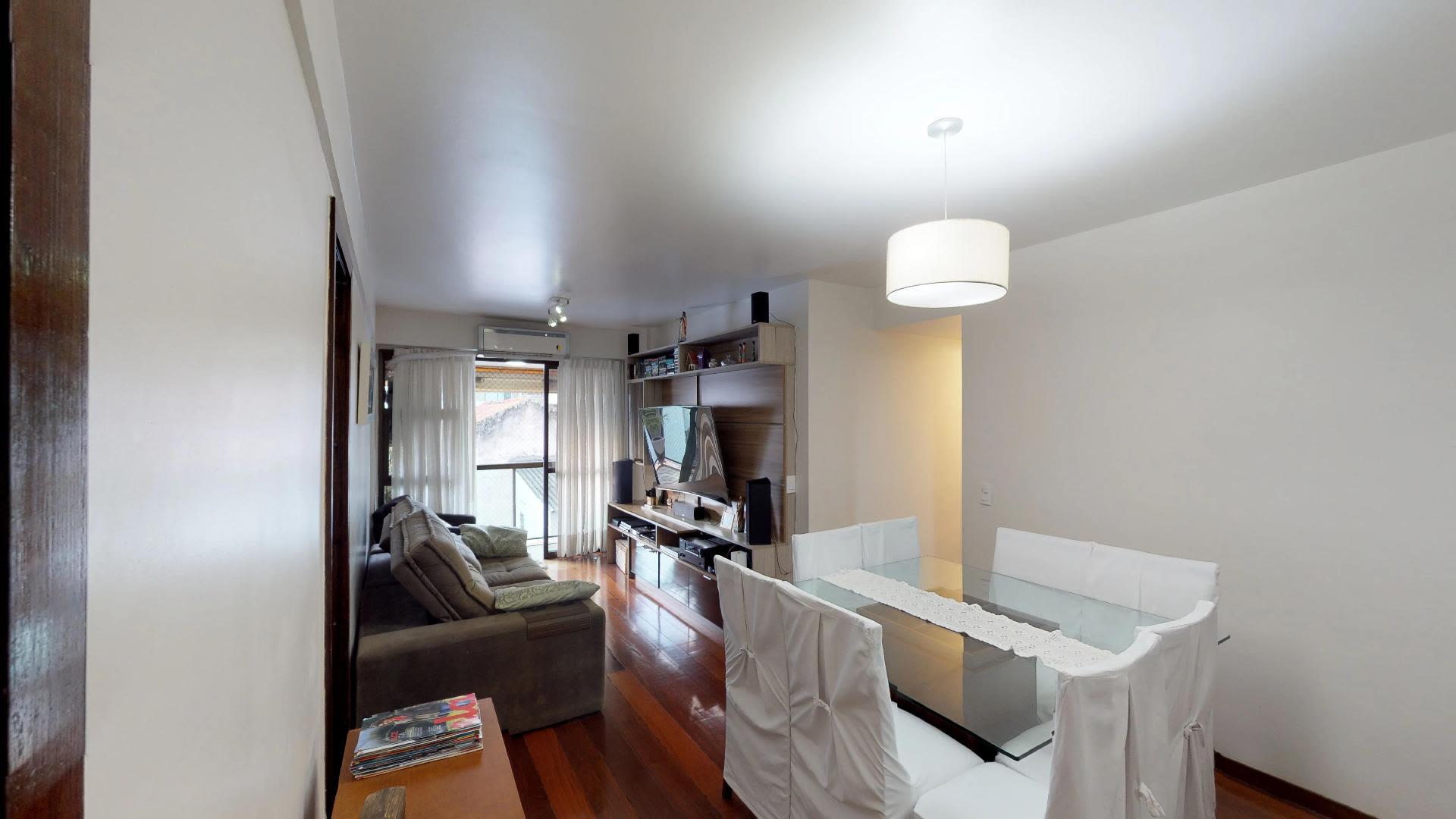 Imagem do Apartamento ID-2975 na Rua Oliveira Fausto, Botafogo, Rio de Janeiro - RJ