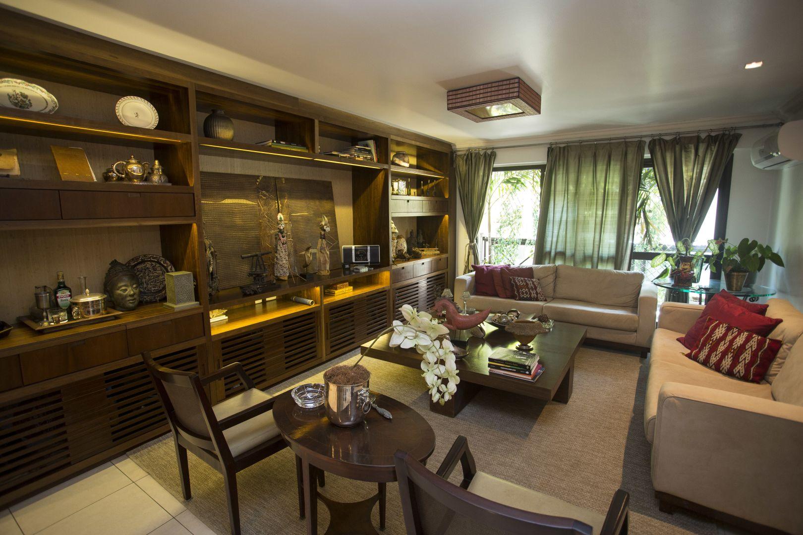 Imagem do Apartamento ID-1600 na Avenida Epitácio Pessoa, Ipanema, Rio de Janeiro - RJ