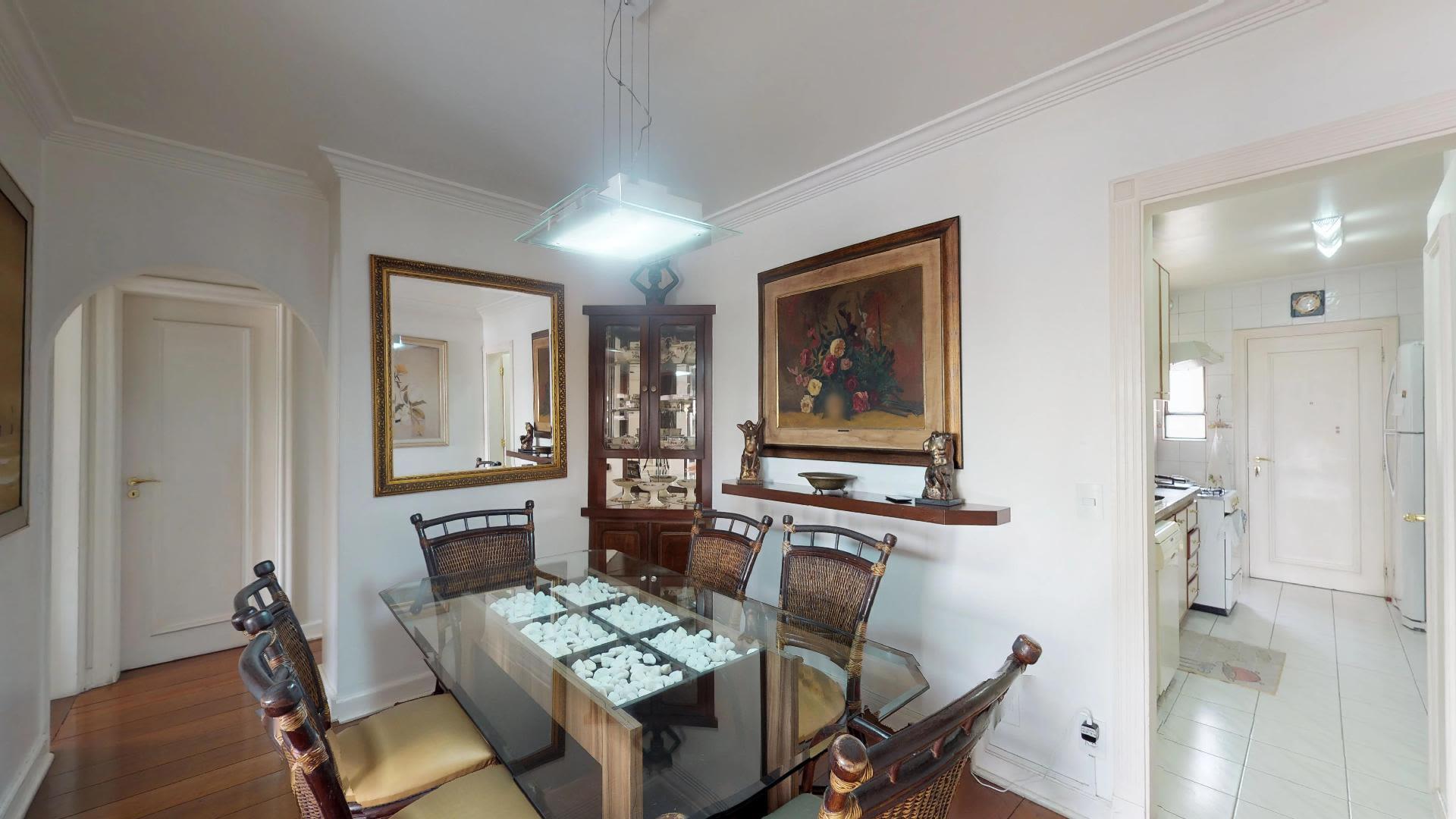 Imagem do Apartamento ID-2883 na Rua Desembargador do Vale, Perdizes, São Paulo - SP
