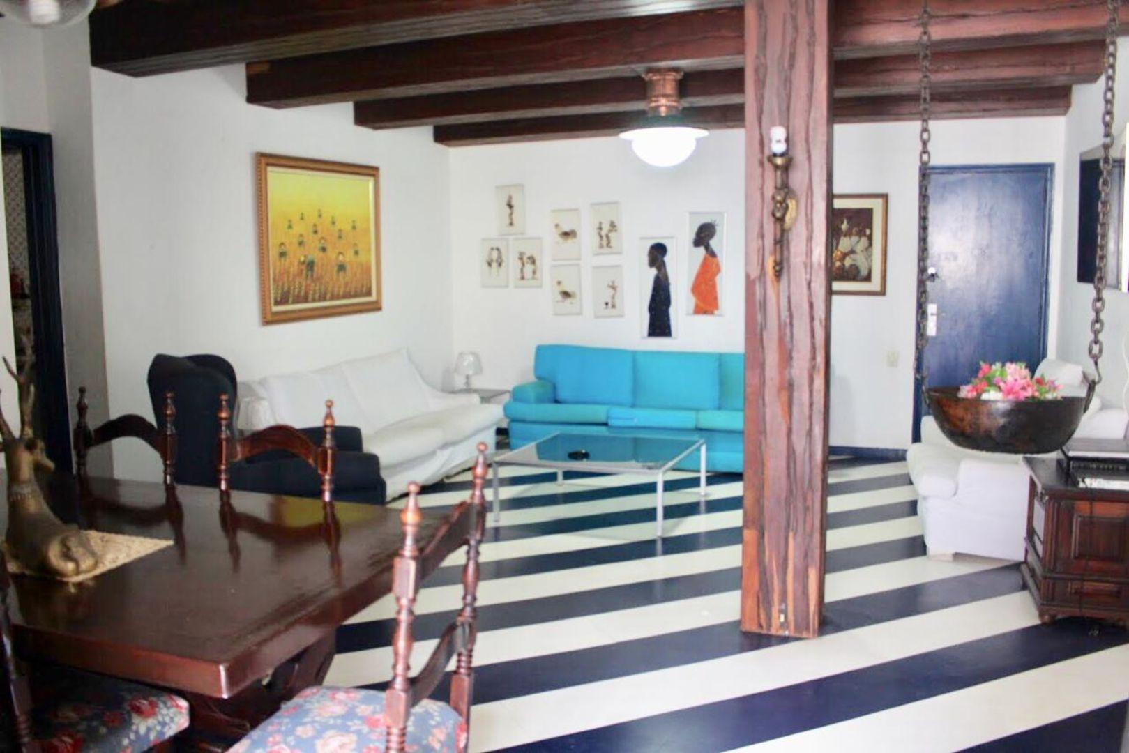 Imagem do Apartamento ID-1603 na Avenida Atlântica, Copacabana, Rio de Janeiro - RJ