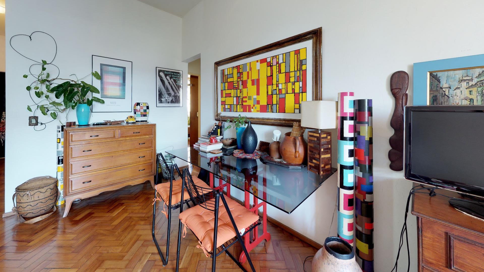 Imagem do Apartamento ID-584 na Rua São Clemente, Botafogo, Rio de Janeiro - RJ