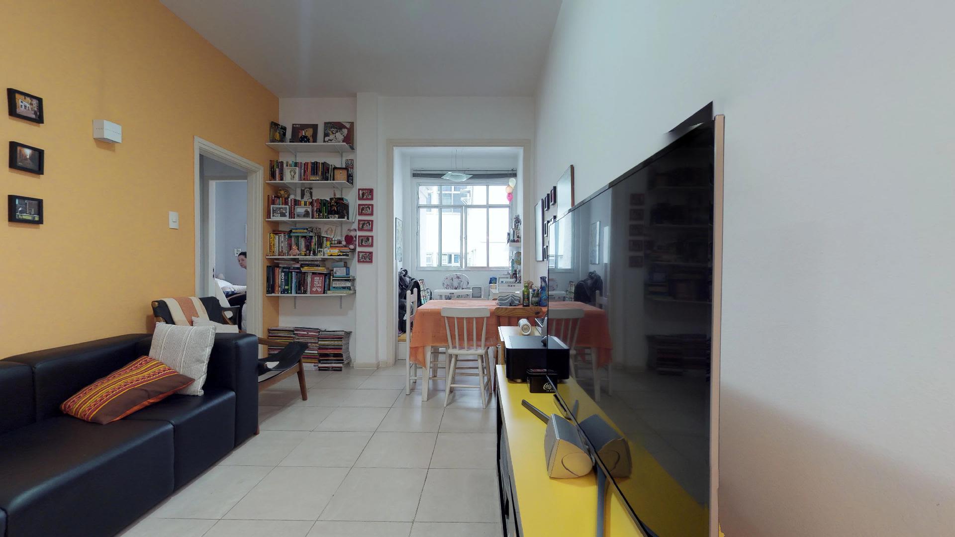 Imagem do Apartamento ID-705 na Rua Humaitá, Humaitá, Rio de Janeiro - RJ