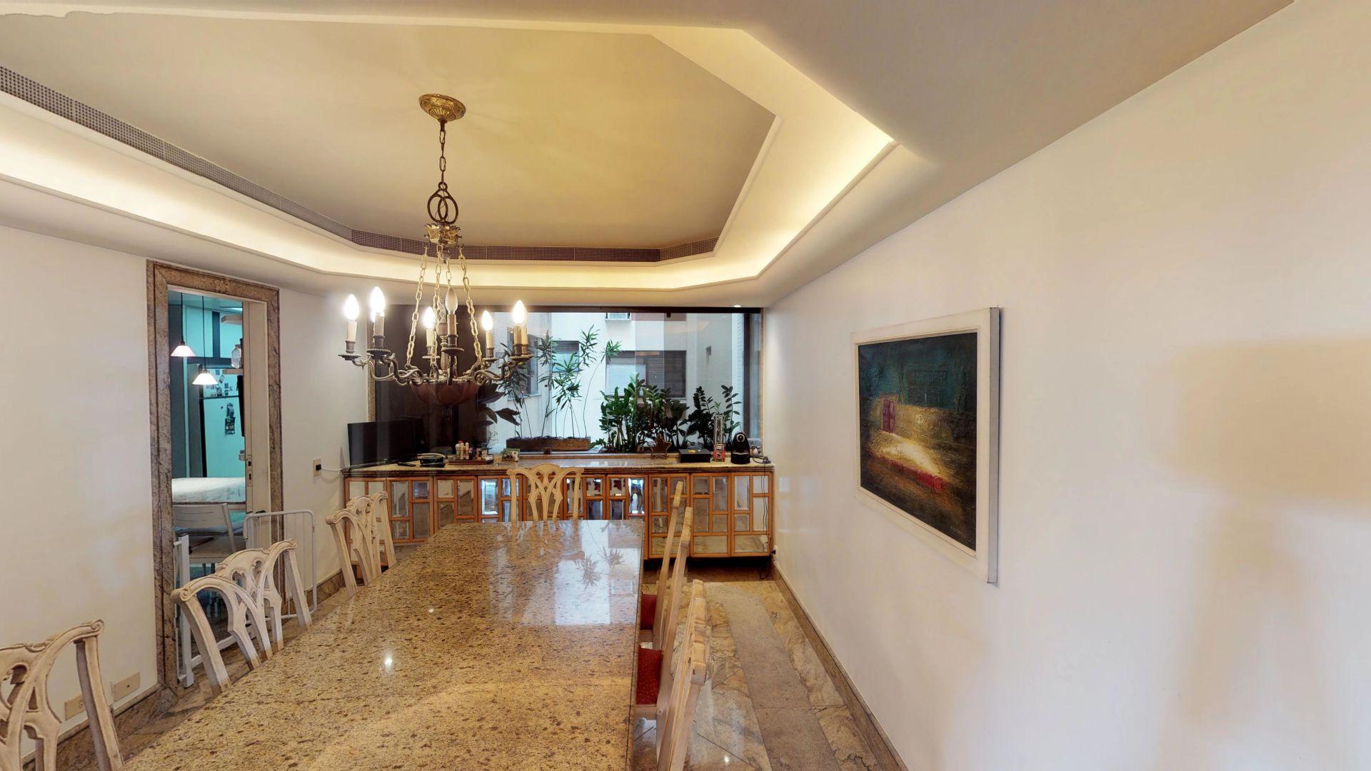 Imagem do Apartamento ID-226 na Rua Aperana, Leblon, Rio de Janeiro - RJ