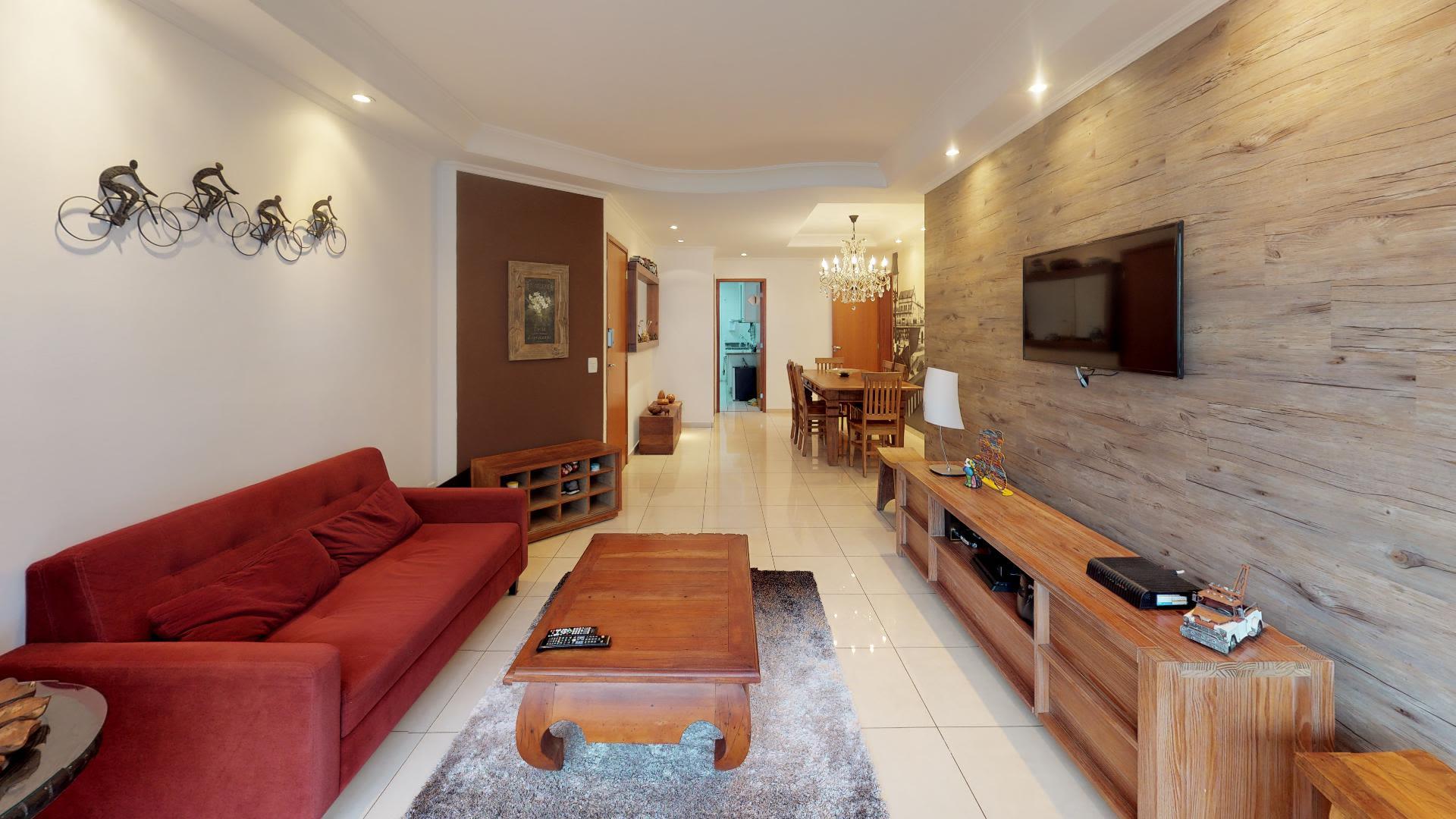 Imagem do Apartamento ID-2994 na Rua Turiassú, Perdizes, São Paulo - SP