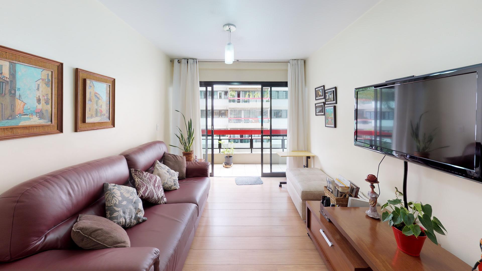 Imagem do Apartamento ID-1739 na Rua Diana, Perdizes, São Paulo - SP