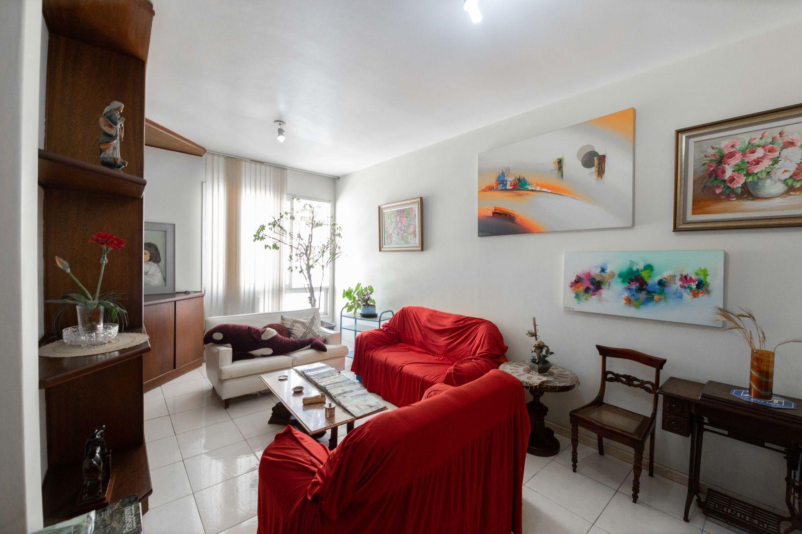 Imagem do Apartamento ID-2409 na Rua Barão da Torre, Ipanema, Rio de Janeiro - RJ