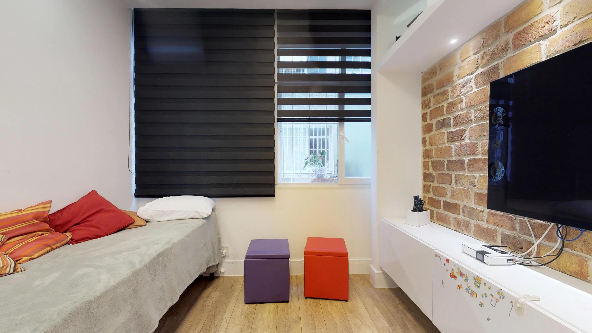 Imagem do Apartamento ID-856 na Rua Conde de Irajá, Botafogo, Rio de Janeiro - RJ