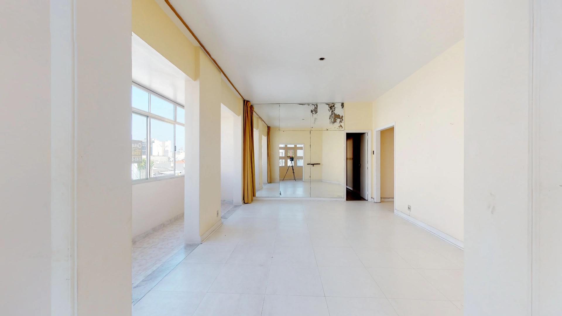 Imagem do Apartamento ID-2737 na Rua Gomes Carneiro, Ipanema, Rio de Janeiro - RJ