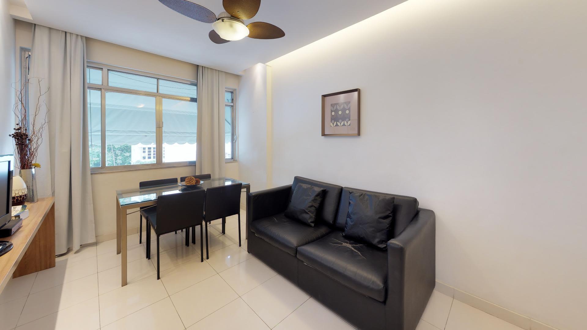 Imagem do Apartamento ID-507 na Rua Teixeira de Melo, Ipanema, Rio de Janeiro - RJ
